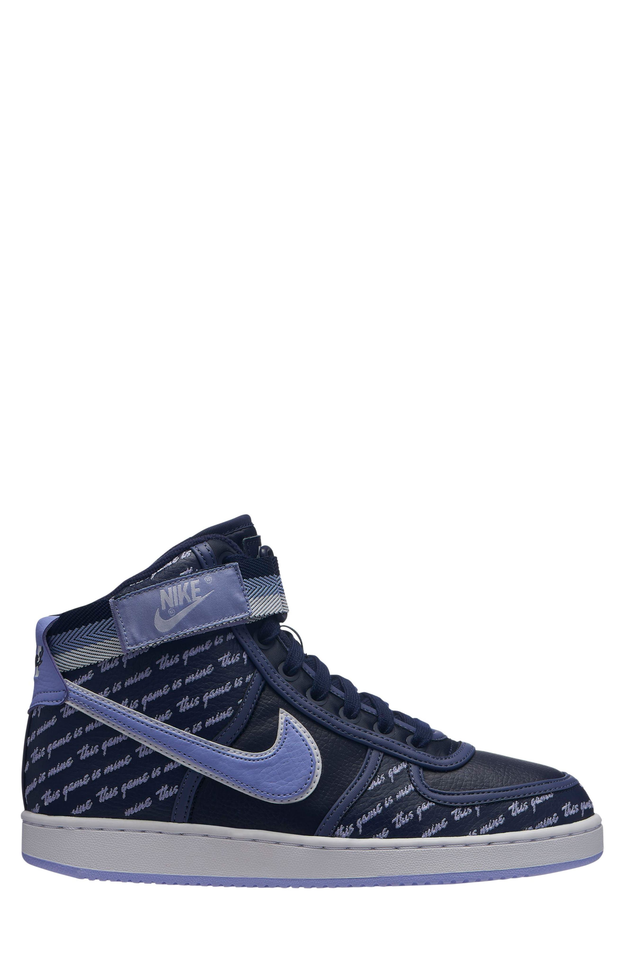 NIKE, Vandal High Lux Sneaker, Main thumbnail 1, color, 401