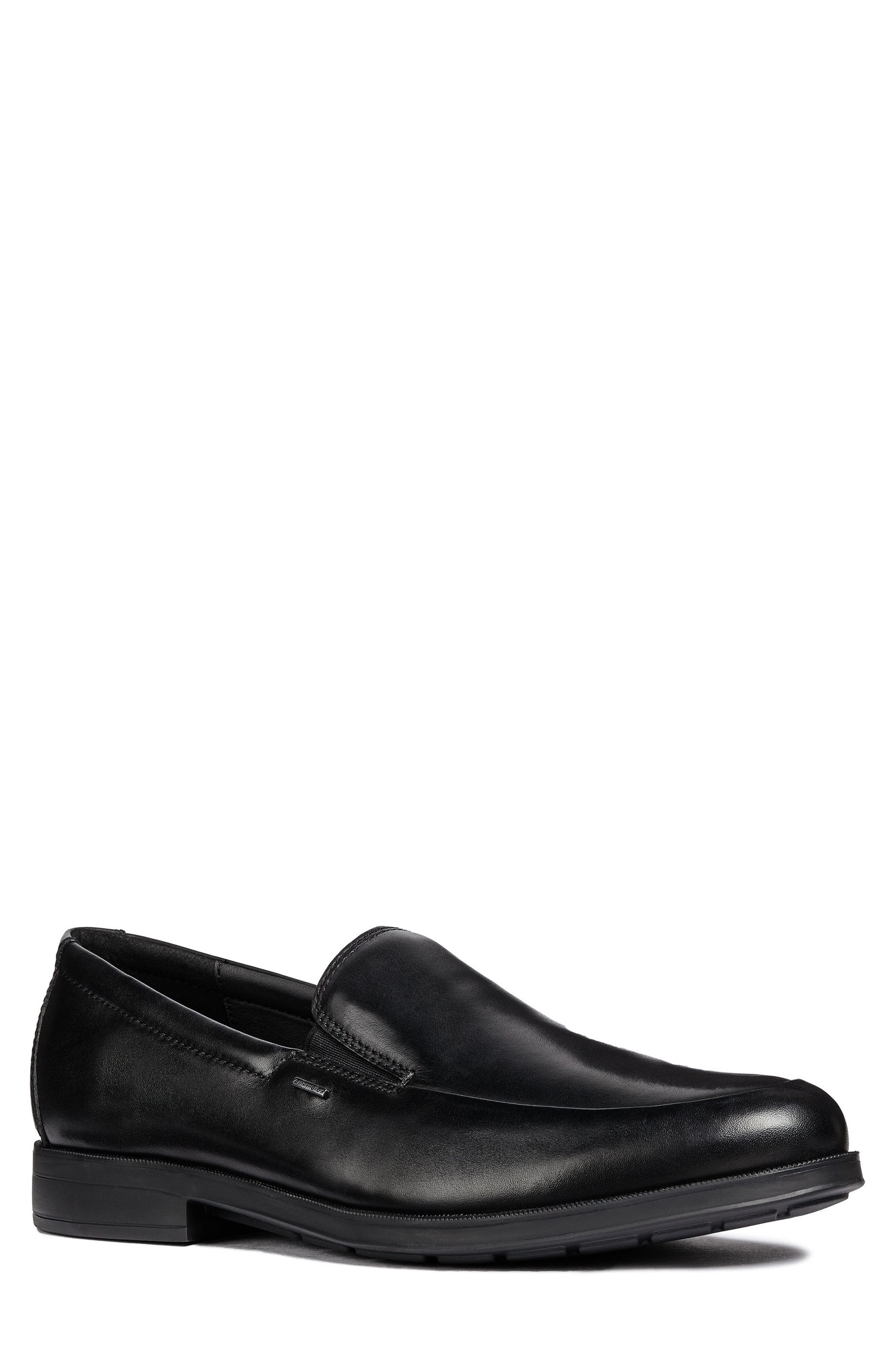 GEOX, Hilstone ABX 2 Loafer, Main thumbnail 1, color, 001