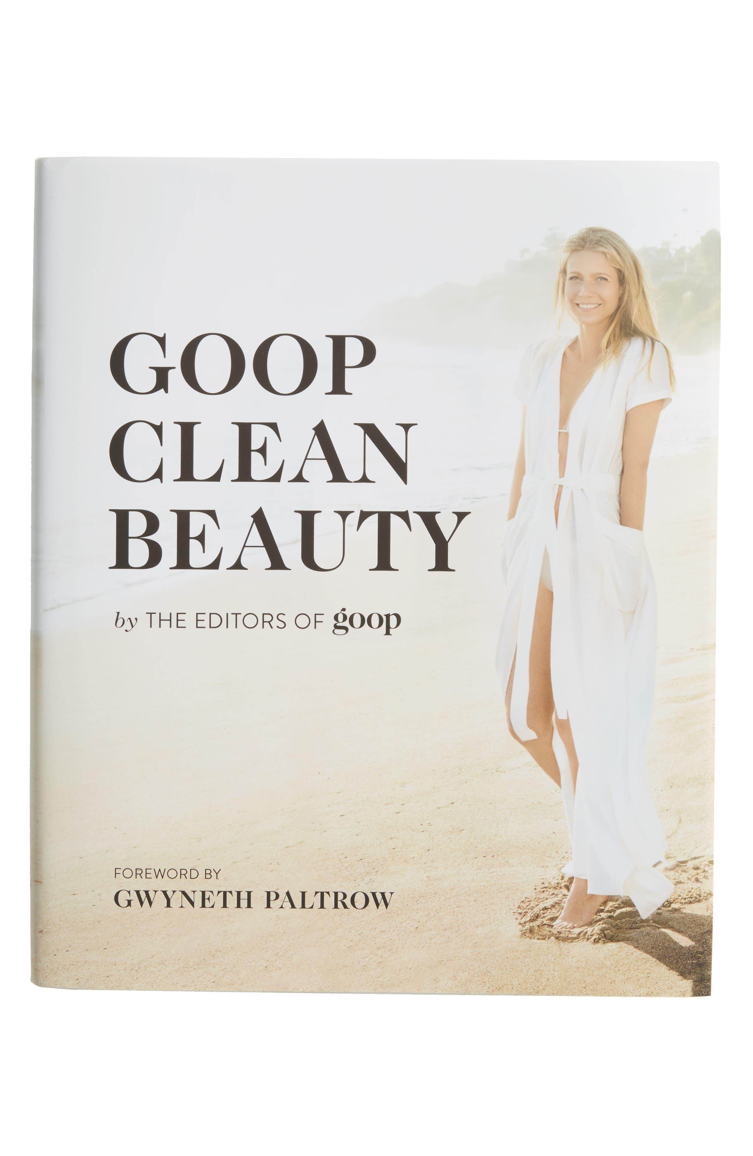HACHETTE BOOKS, Goop Clean Beauty Book, Main thumbnail 1, color, 000