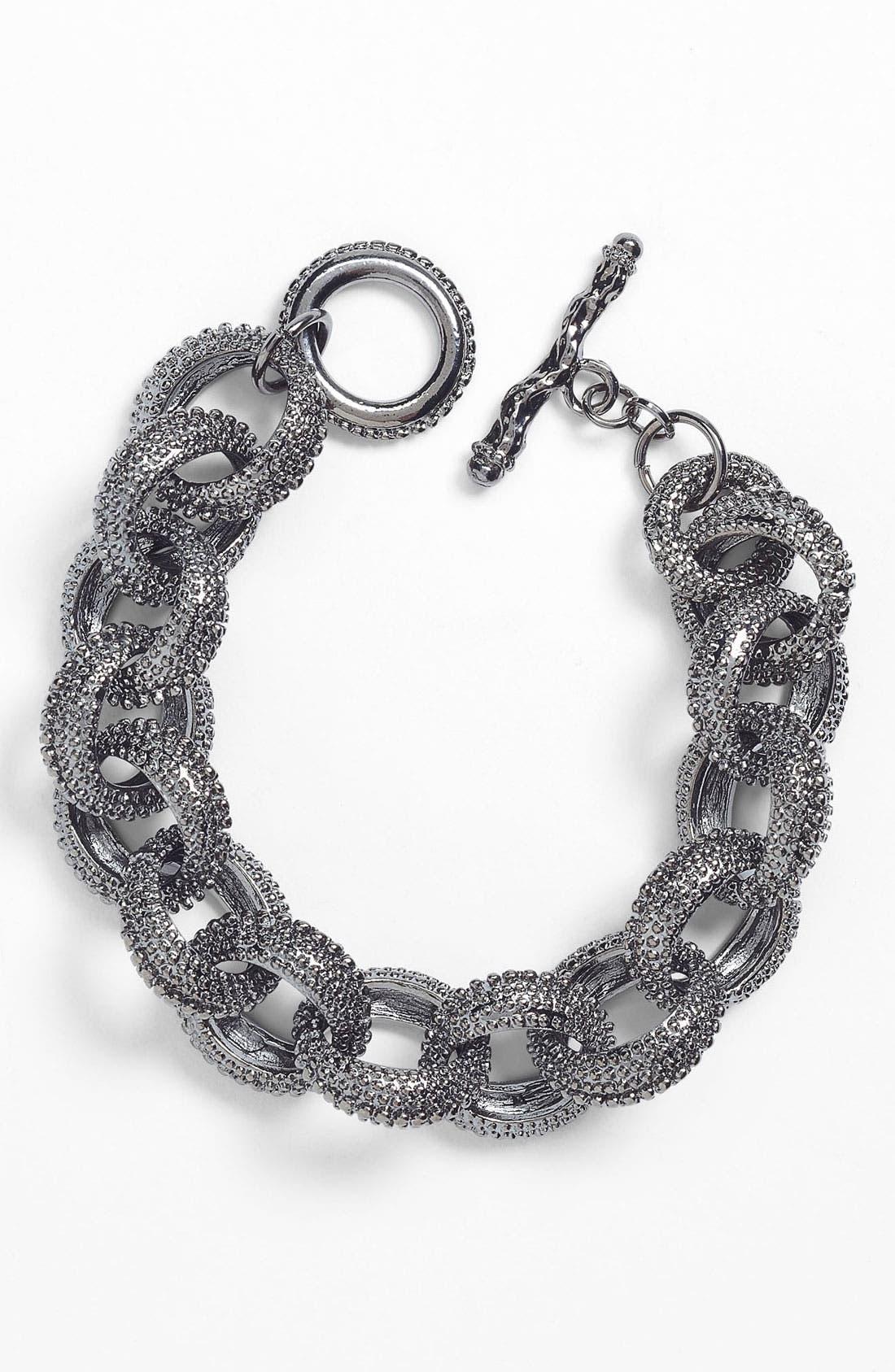 TASHA, Link Bracelet, Main thumbnail 1, color, 001