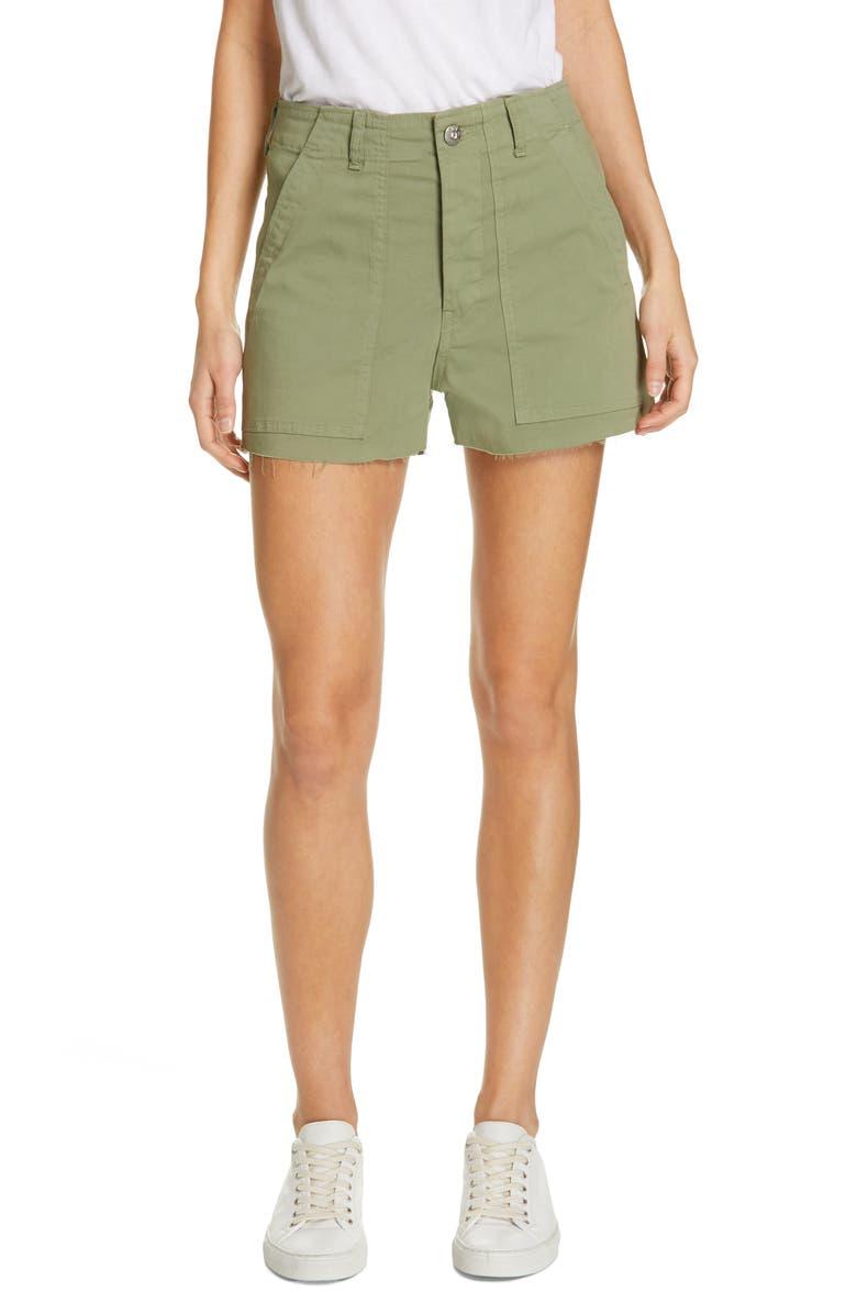 3x1 Shorts SIMONE TWILL SHORTS