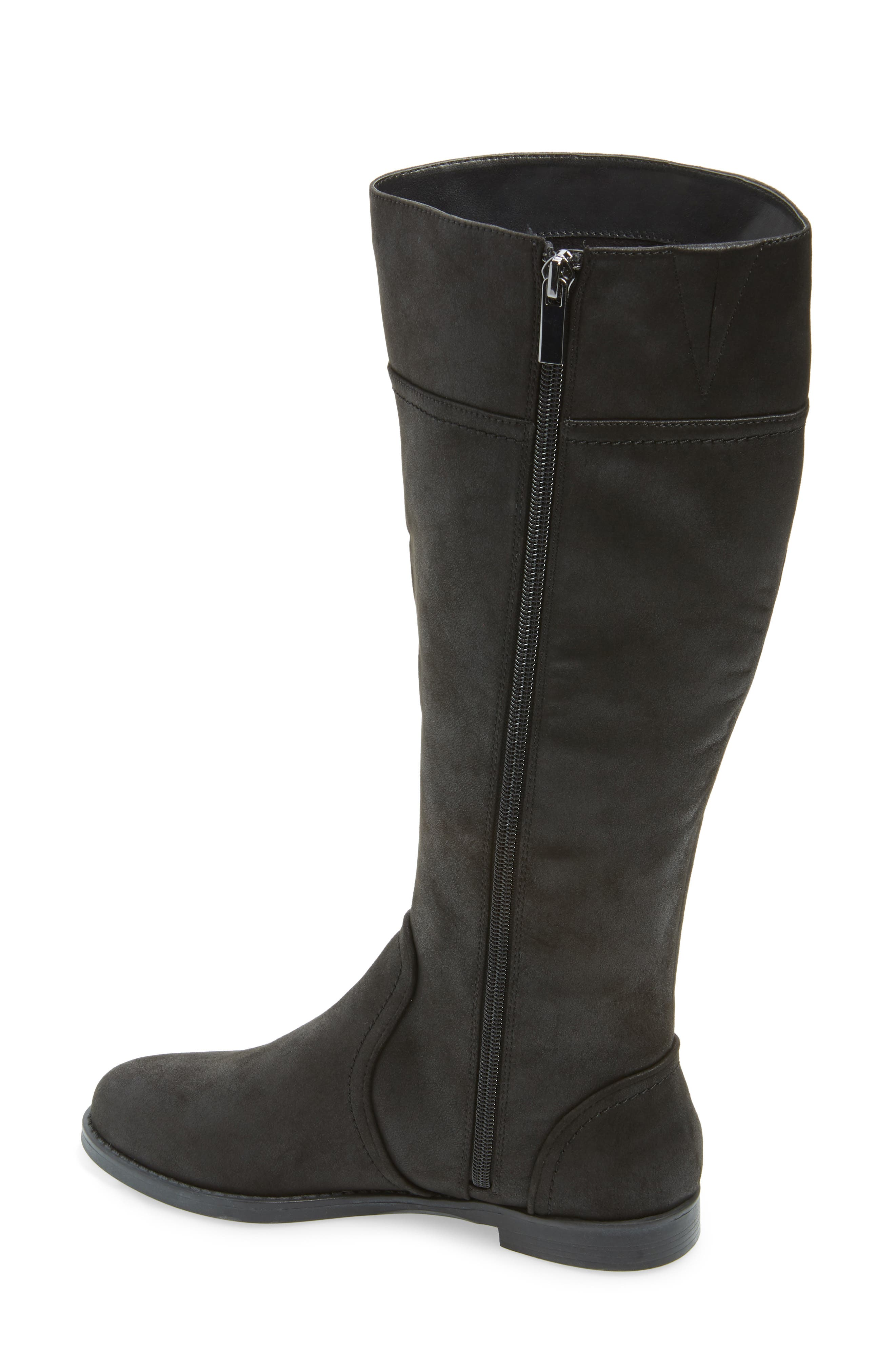 BELLA VITA, Rebecca II Knee High Boot, Alternate thumbnail 2, color, 001