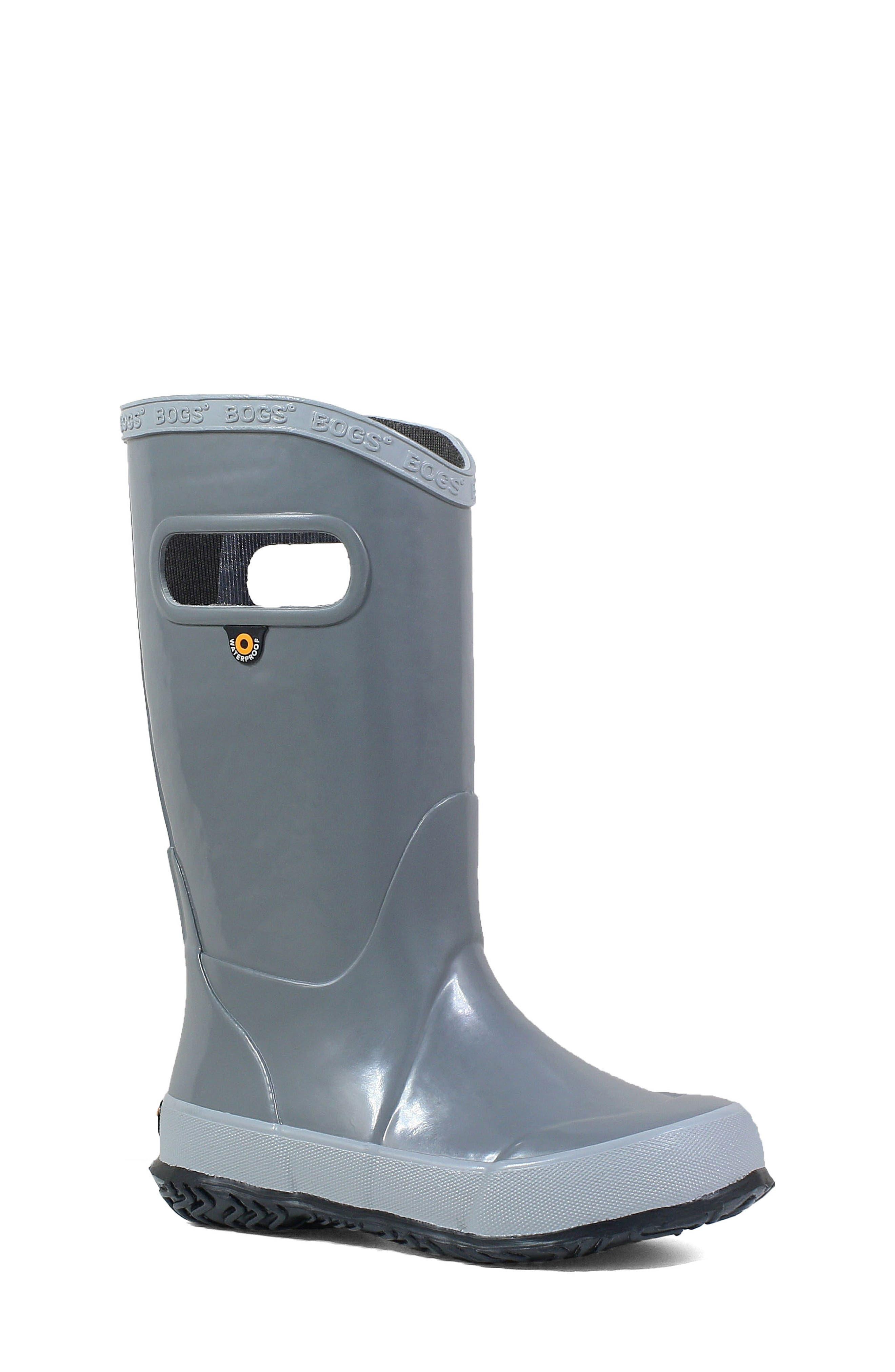 BOGS, Waterproof Rain Boot, Main thumbnail 1, color, 020