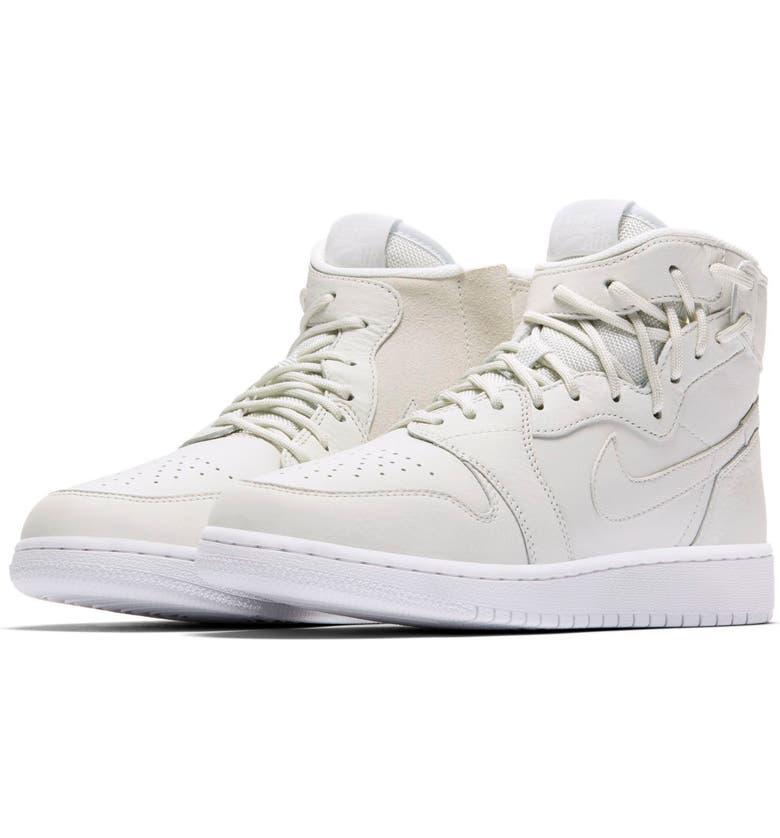 promo code 64a8c 50e36 Air Jordan 1 Rebel XX High Top Sneaker, Main, color, 100
