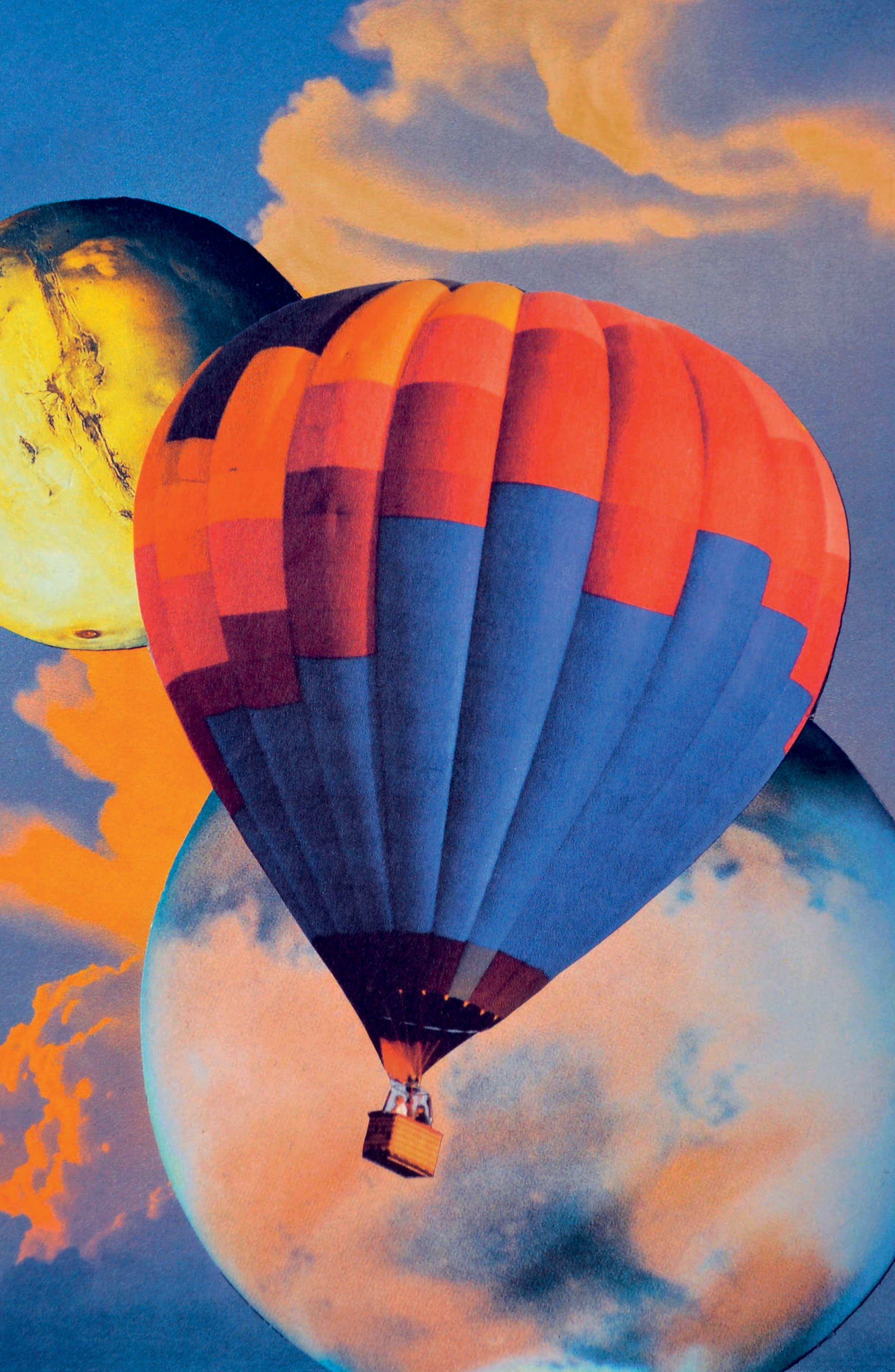 MAISON MARGIELA, Replica Flying Eau de Parfum, Alternate thumbnail 3, color, NO COLOR
