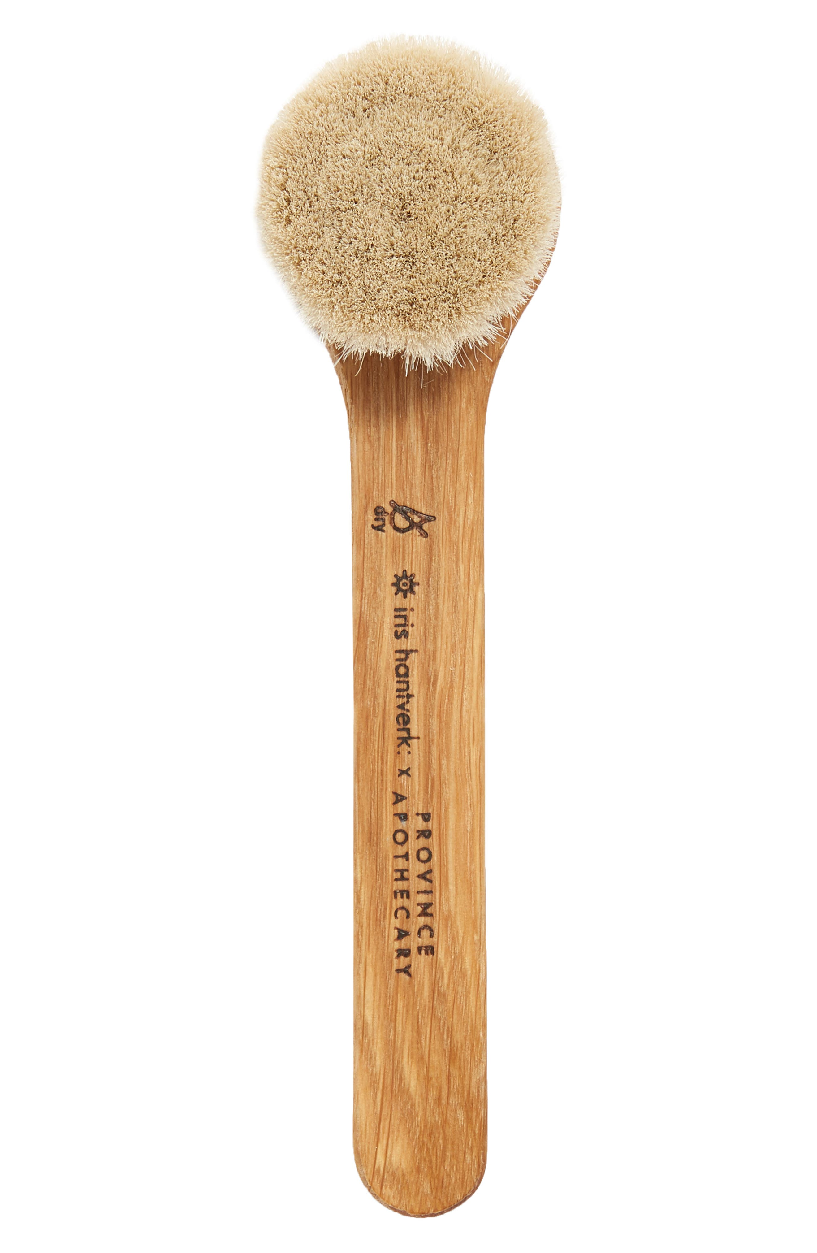 PROVINCE APOTHECARY, Daily Glow Facial Dry Brush, Main thumbnail 1, color, 200