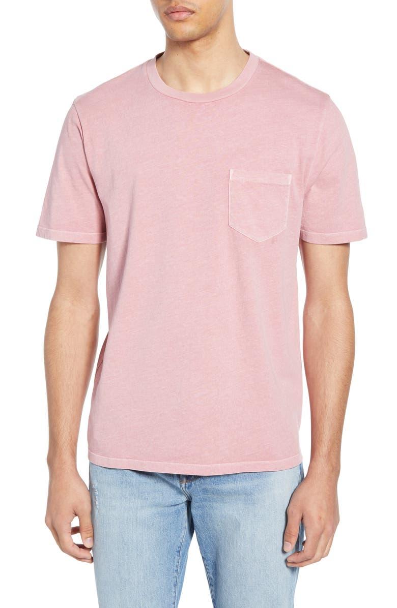 Frame T-shirts SLIM FIT POCKET T-SHIRT