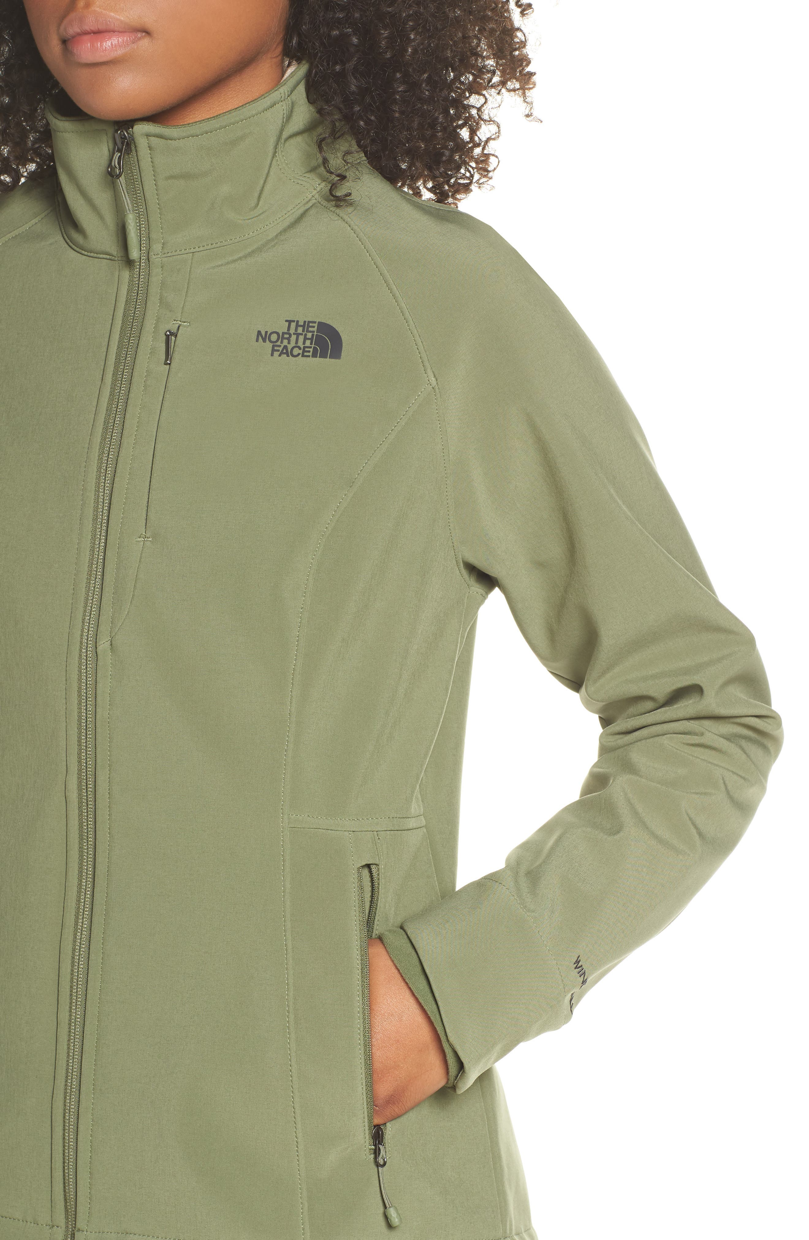 THE NORTH FACE, 'Apex Bionic 2' Jacket, Alternate thumbnail 4, color, 301