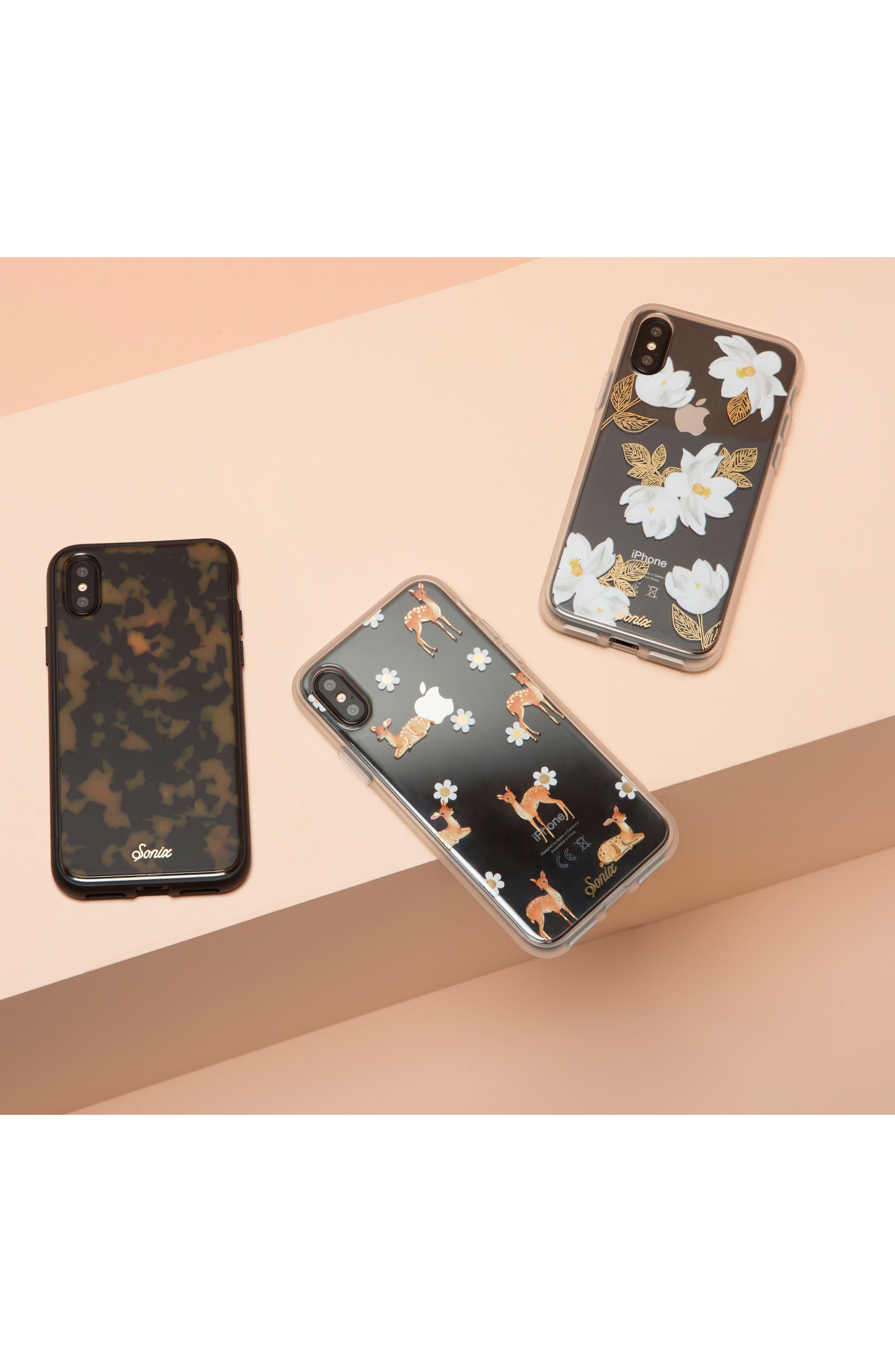 SONIX, Tortoise iPhone 6/6s/7/8 & 6/6s/7/8 Plus Case, Alternate thumbnail 5, color, 200