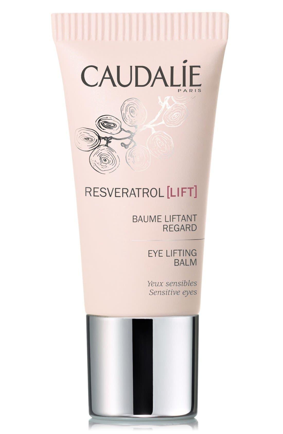 CAUDALÍE Resveratrol Lift Eye Lifting Balm, Main, color, NO COLOR