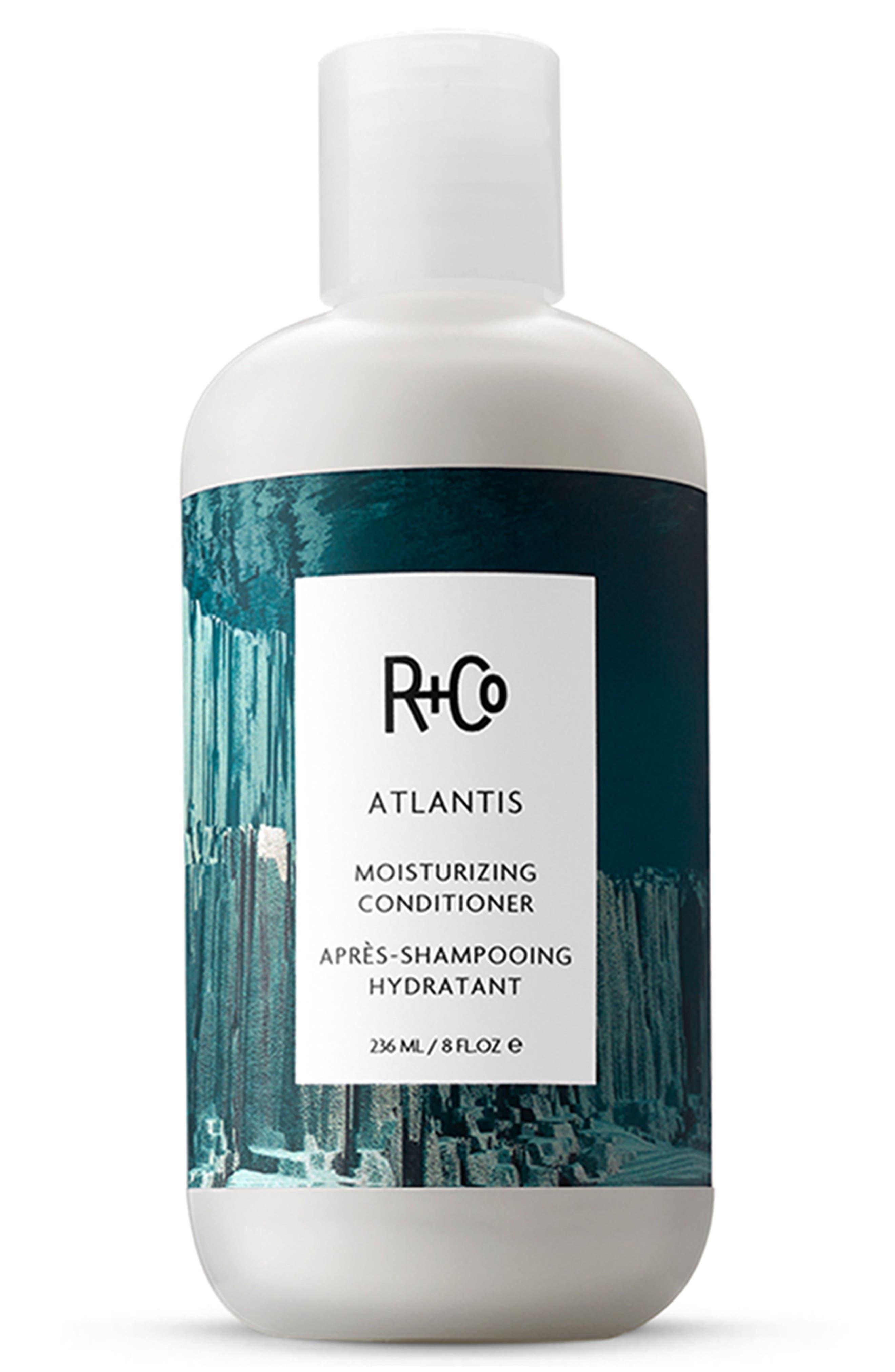 R+CO, SPACE.NK.apothecary R+Co Atlantis Moisturizing Conditioner, Main thumbnail 1, color, NO COLOR