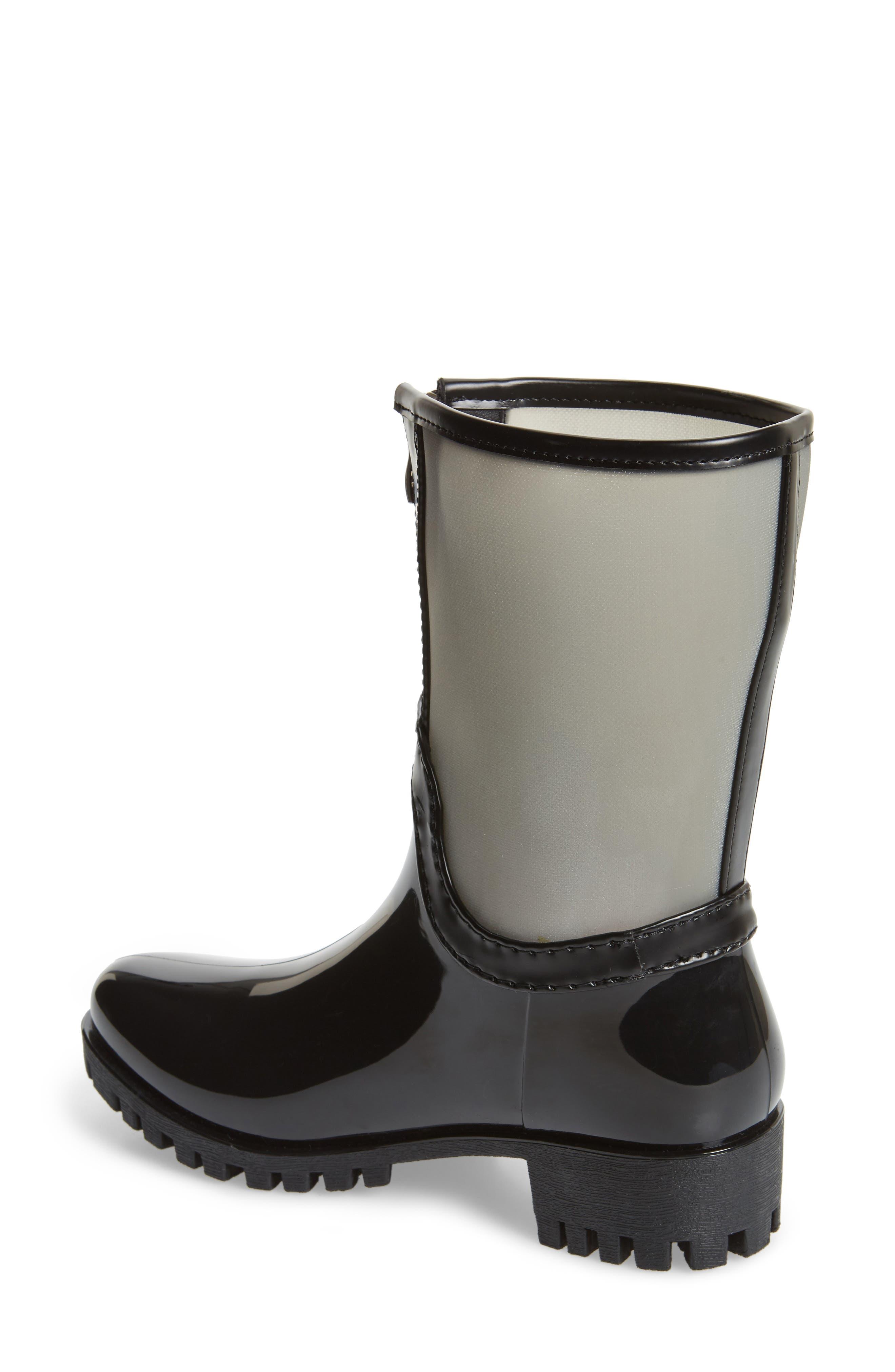 DÄV, Dryden Sheer Waterproof Boot, Alternate thumbnail 2, color, GREY FABRIC