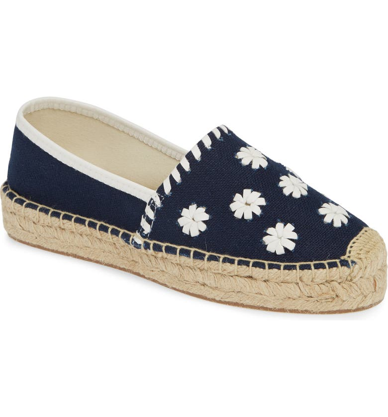 Jack Rogers Shoes PALMER EMBELLISHED ESPADRILLE