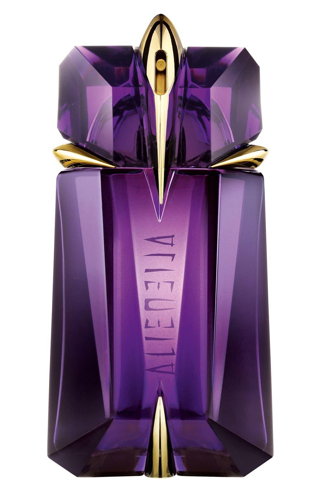 MUGLER Alien by Mugler Refillable Eau de Parfum Spray, Main, color, NO COLOR
