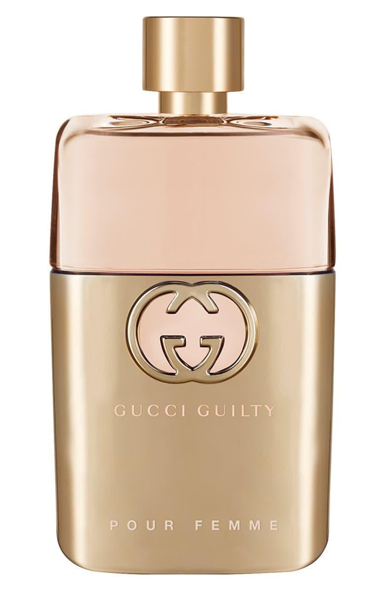 Gucci Guilty For Her Eau De Parfum Spray 17 Oz 50 Ml Modesens