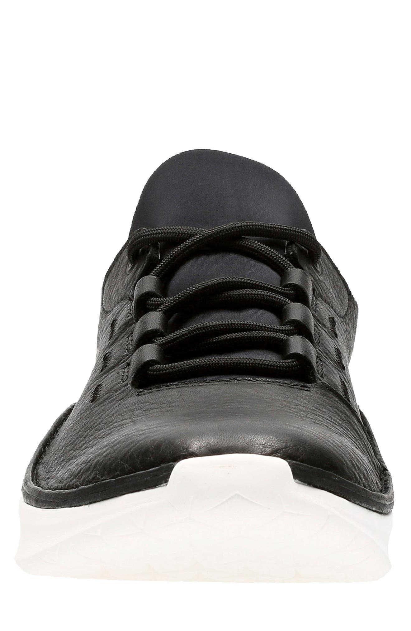 CLARKS<SUP>®</SUP>, Privolution Lo Sneaker, Alternate thumbnail 3, color, 003