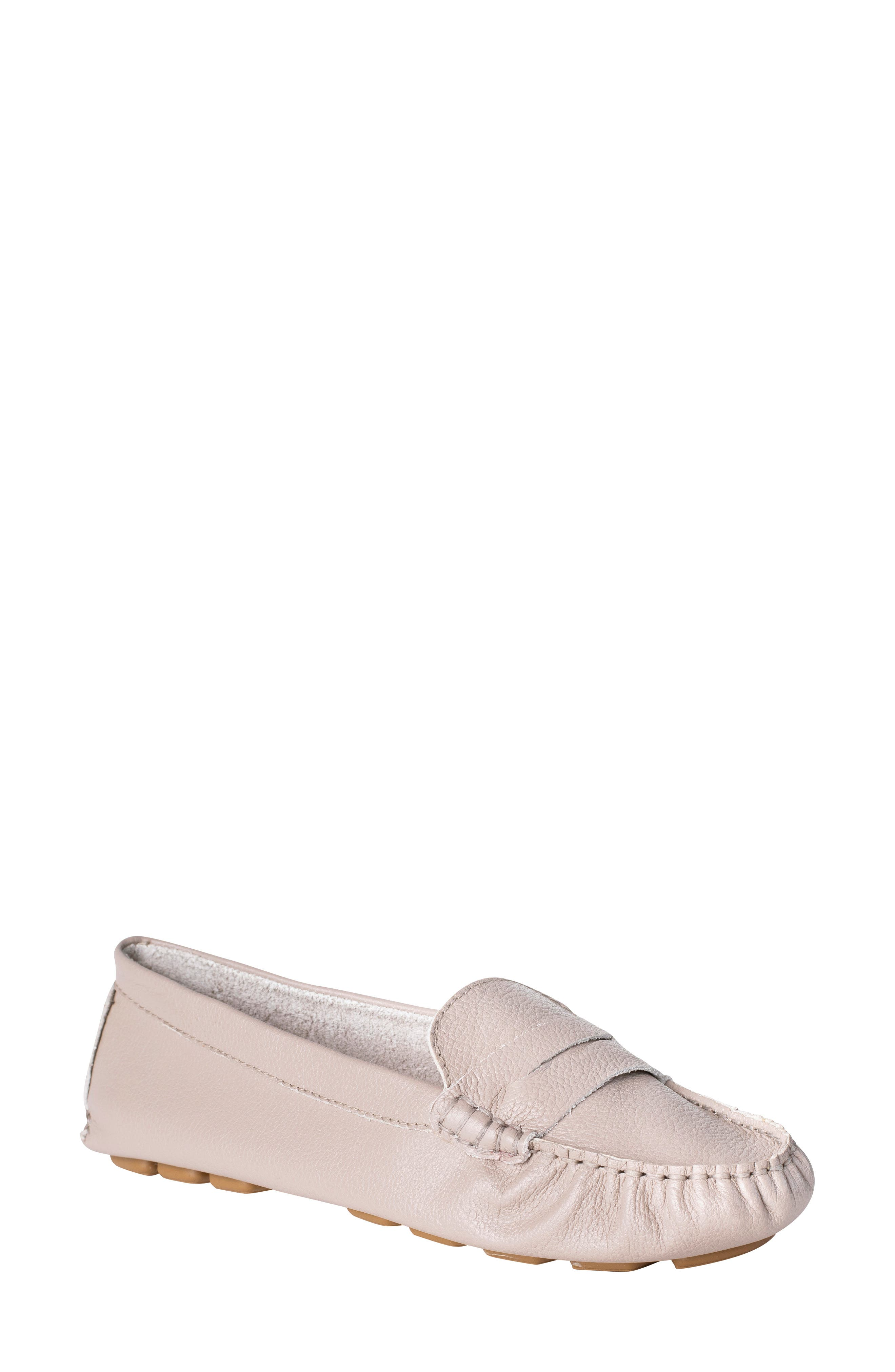 Ukies Driving Moccasin Loafer EU - Beige