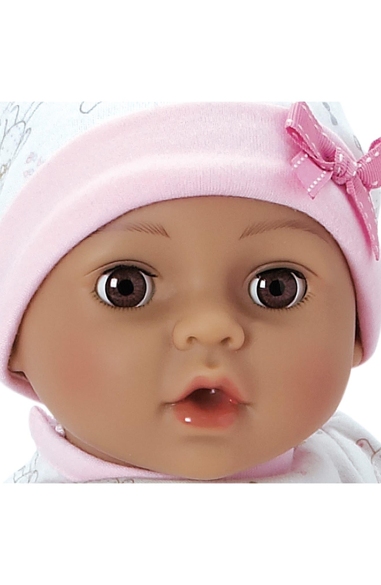 ADORA, Precious Baby Doll with Adoption Certificate, Alternate thumbnail 2, color, PRECIOUS