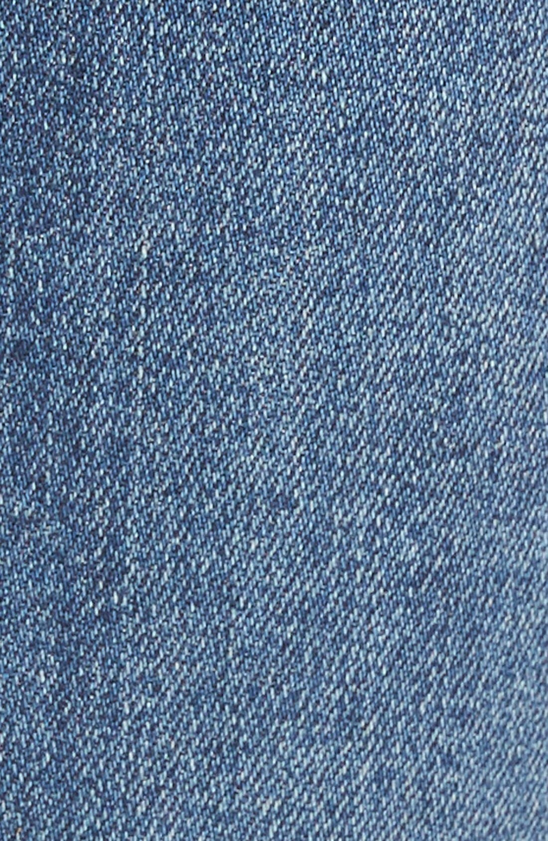 CITIZENS OF HUMANITY, 'Emannuelle' Bootcut Jeans, Alternate thumbnail 6, color, MODERN LOVE