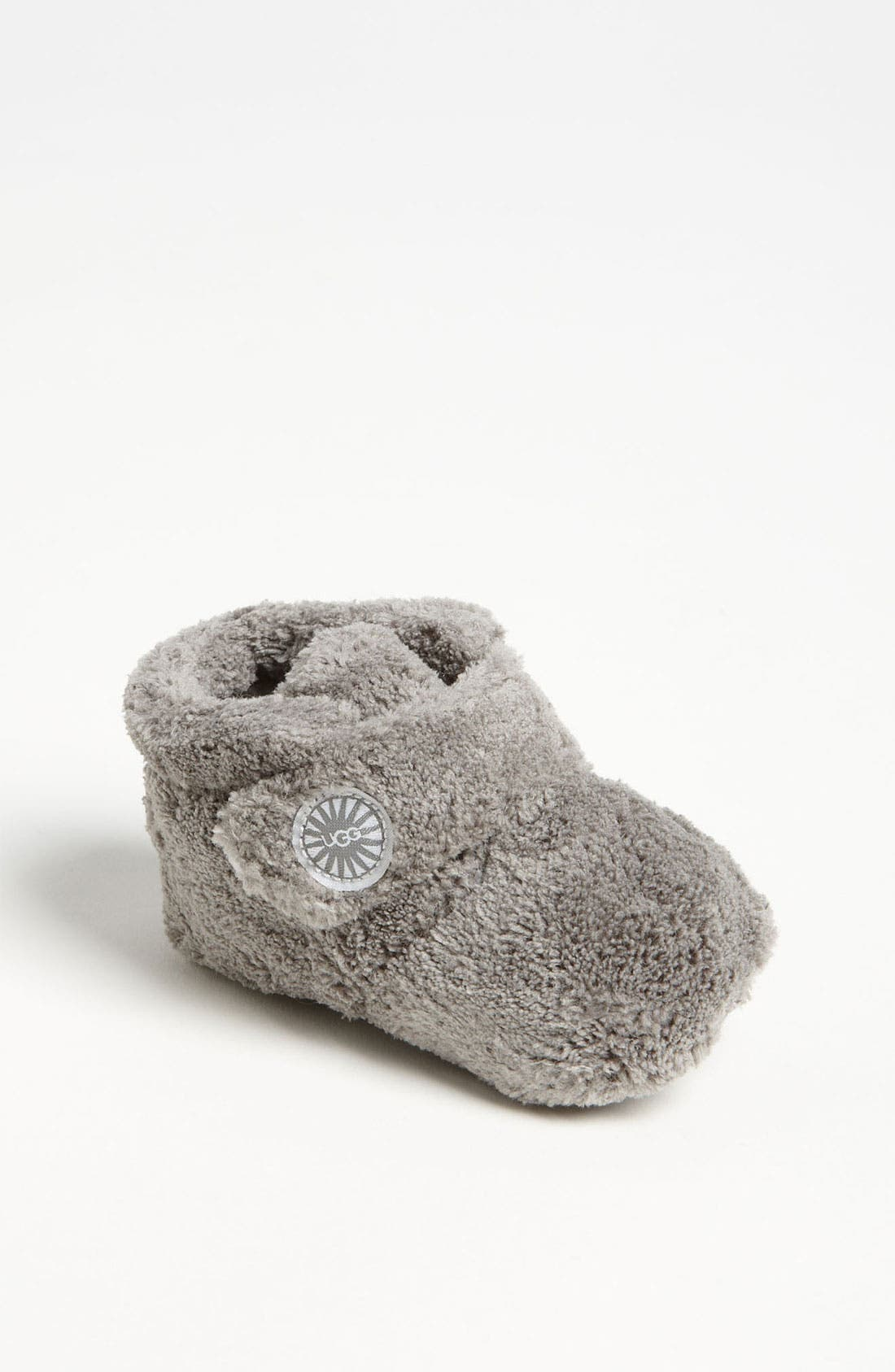 UGG<SUP>®</SUP>, 'Bixbee' Bootie, Main thumbnail 1, color, CHARCOAL GREY