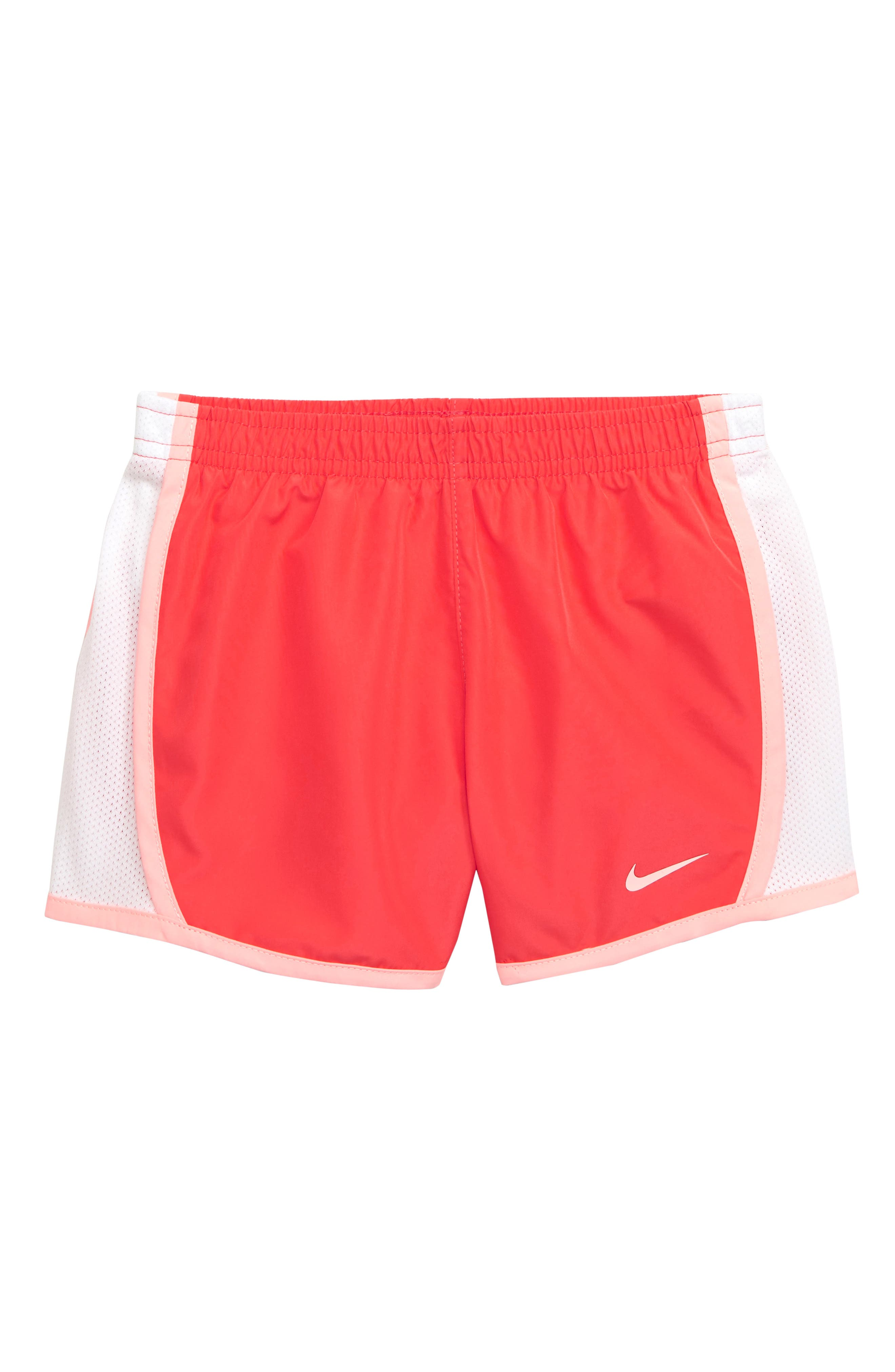 NIKE Tempo Dri-FIT Shorts, Main, color, EMBER GLOW