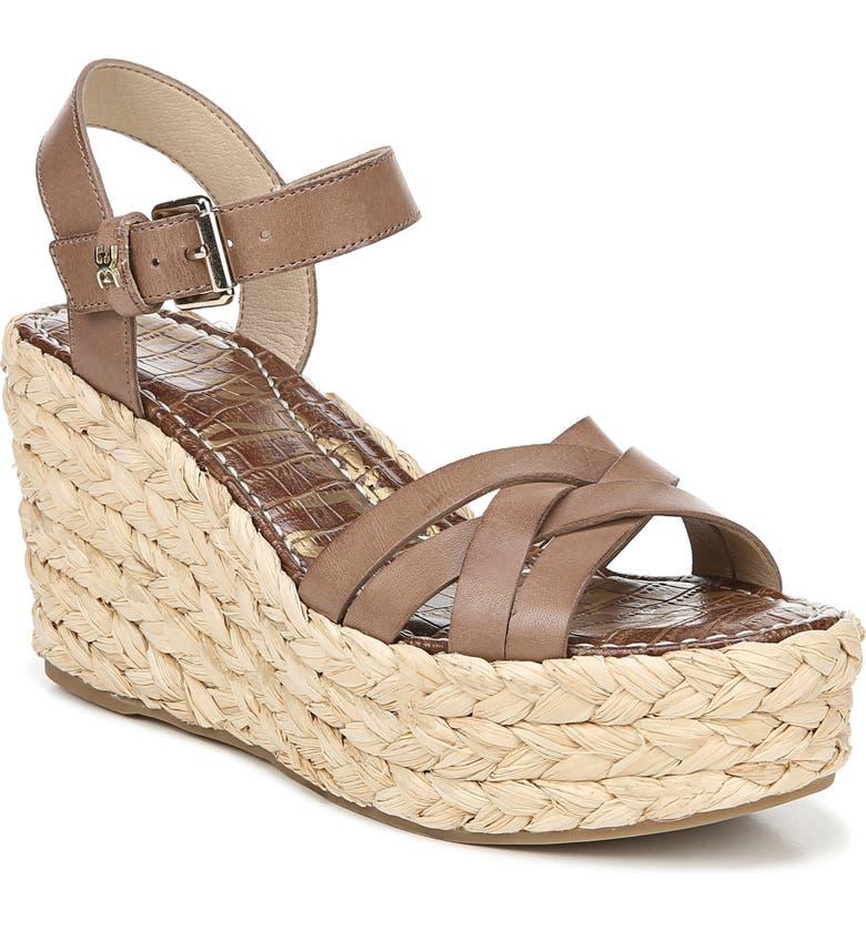 72a0a7d558eb Sam Edelman Darline Platform Wedge Sandal (Women)