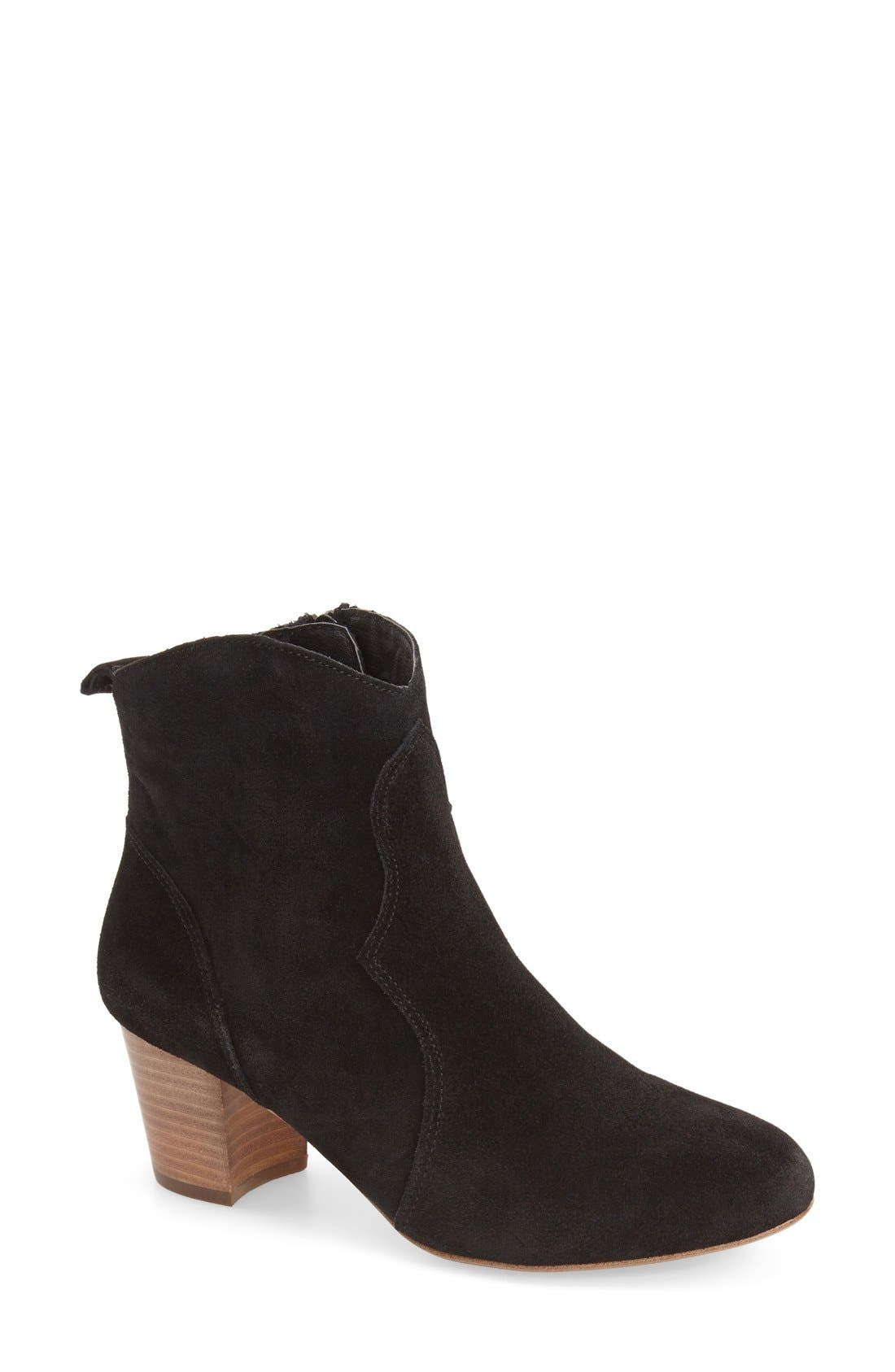 STEVE MADDEN, 'Hipstr' Bootie, Main thumbnail 1, color, 006