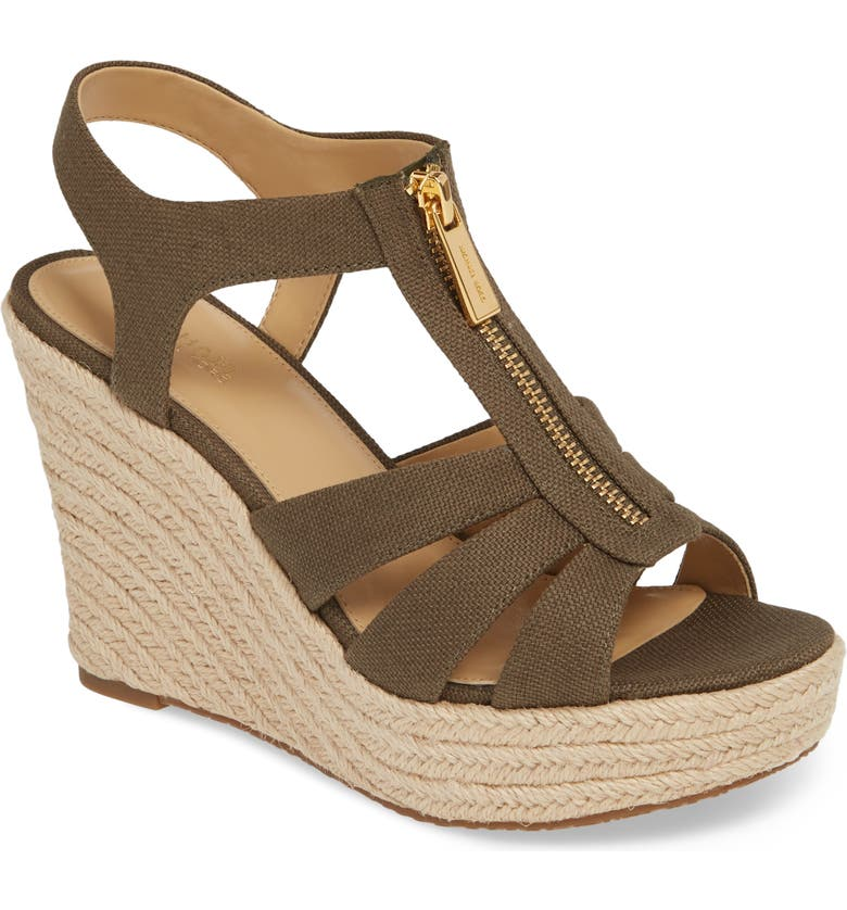 518303ac569 MICHAEL Michael Kors Berkley Platform Wedge (Women)