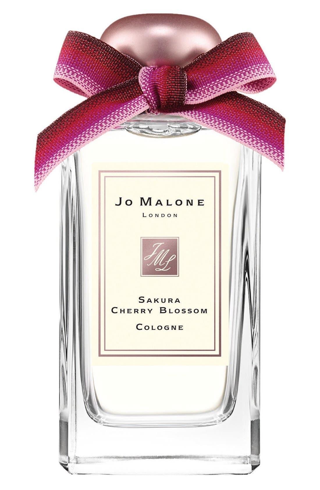JO MALONE LONDON<SUP>™</SUP> Jo Malone<sup>™</sup> 'Sakura Cherry Blossom' Cologne, Main, color, 000