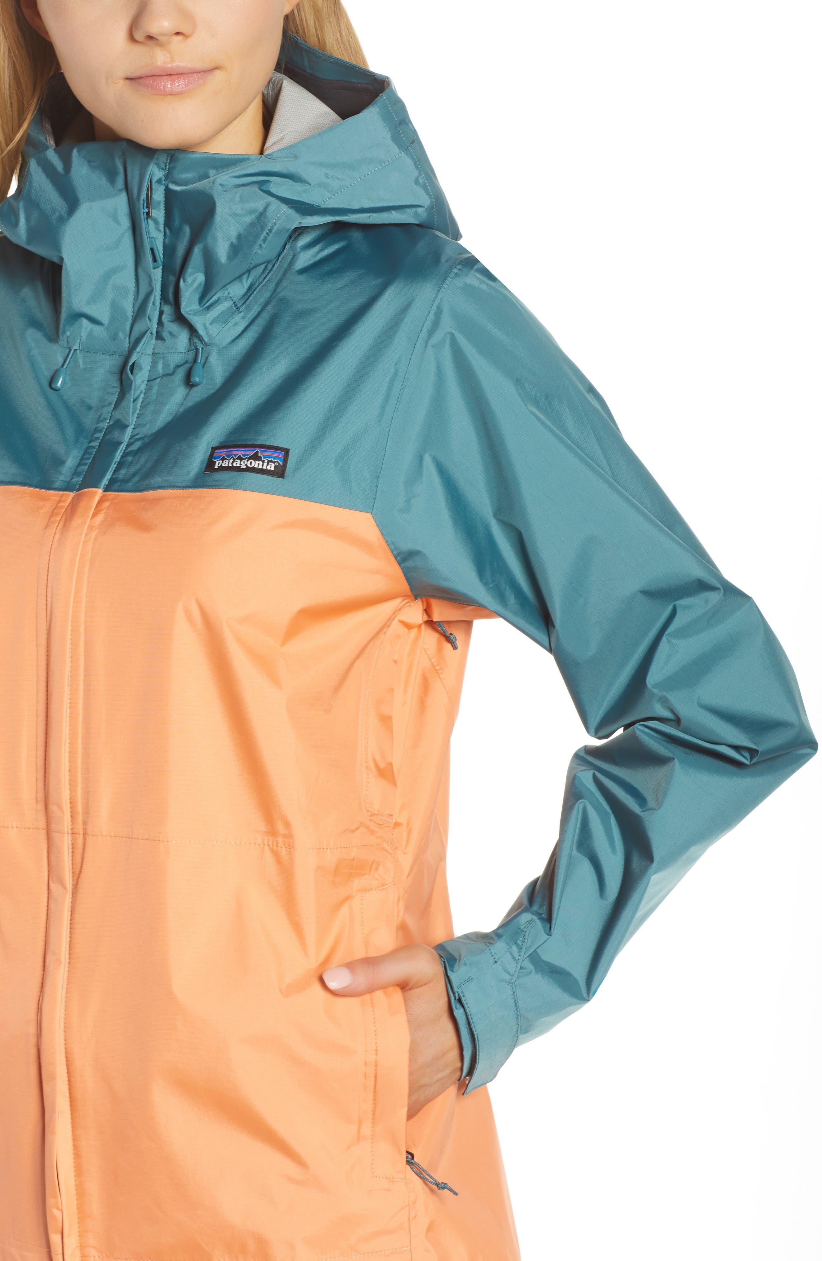 PATAGONIA, Torrentshell Jacket, Alternate thumbnail 5, color, TASMANIAN TEAL