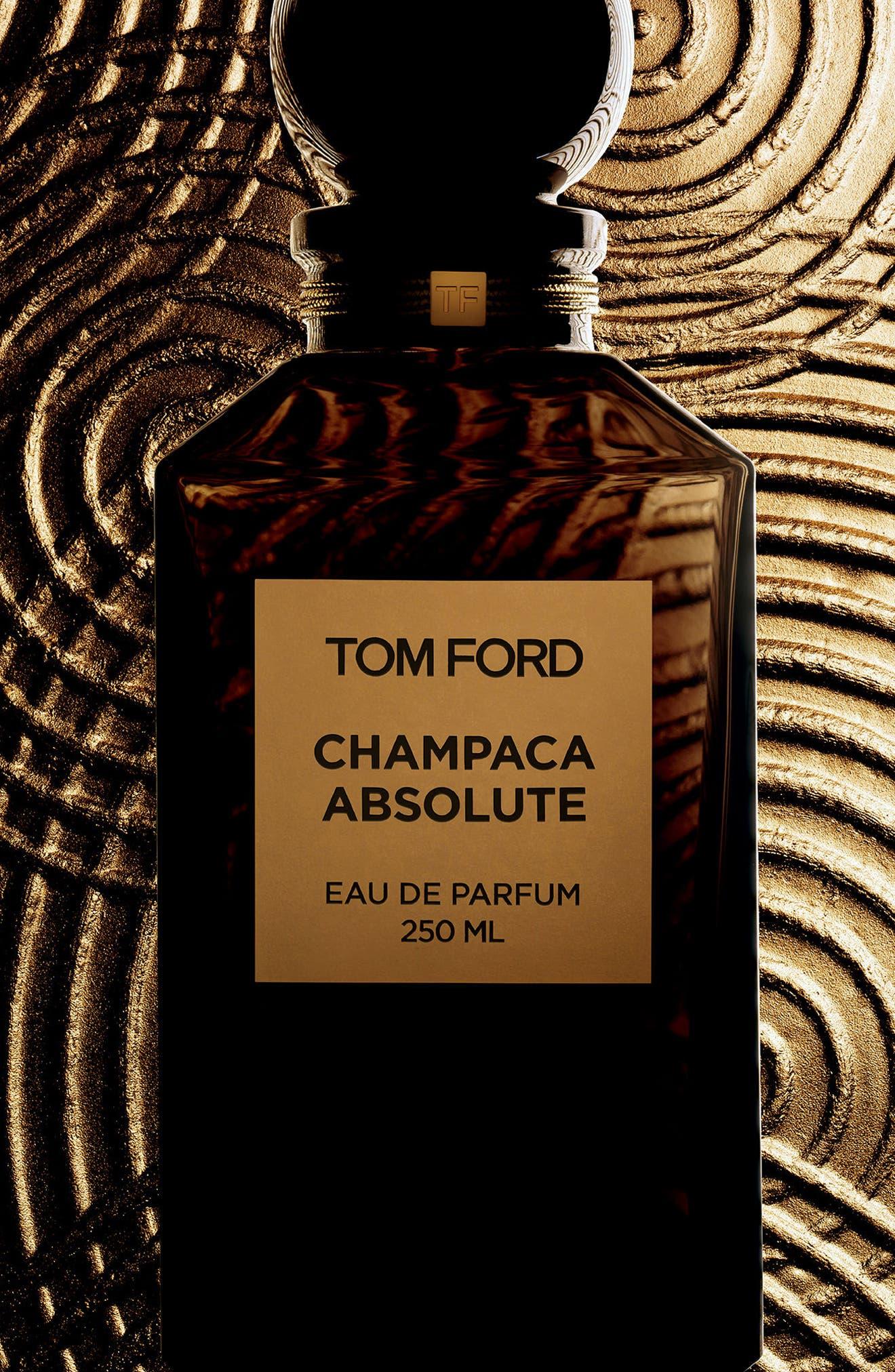 TOM FORD, Private Blend Champaca Absolute Eau de Parfum, Alternate thumbnail 2, color, NO COLOR