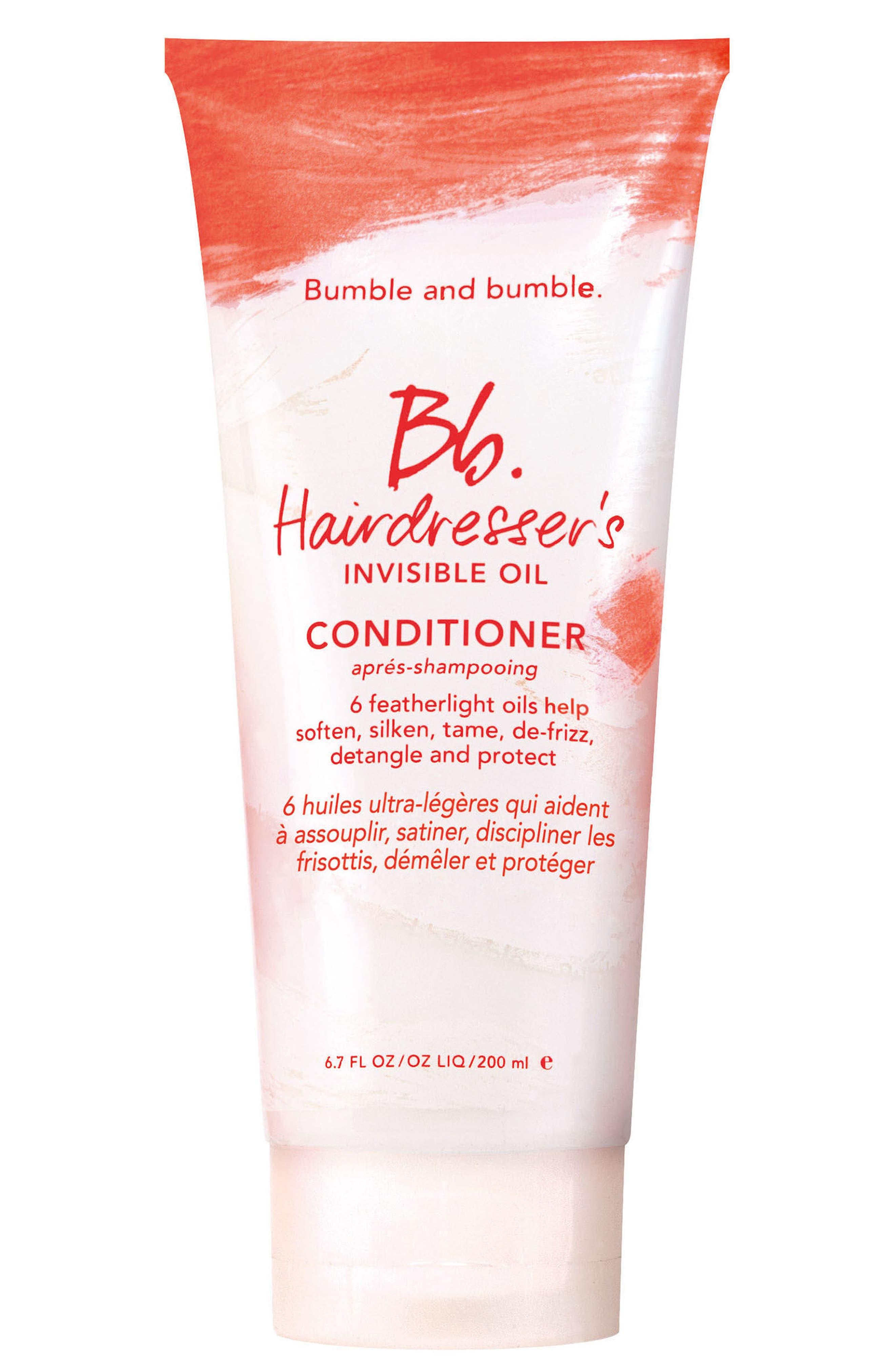 BUMBLE AND BUMBLE. Bumble and bumble Hairdresser's Invisible Oil Conditioner, Main, color, NO COLOR