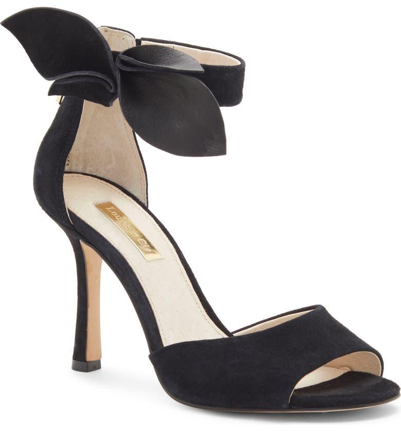 0ba659780 Louise et Cie Kenbeck Bow Ankle Strap Sandal (Women)