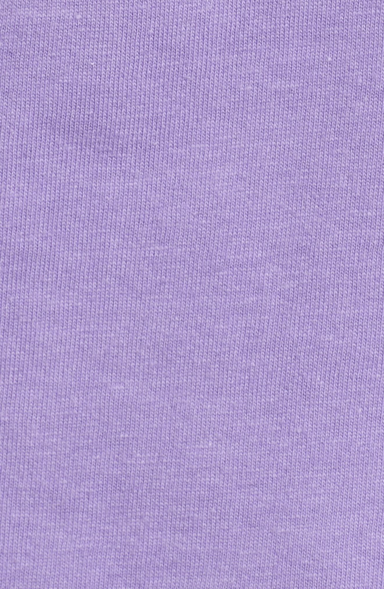 NIKE, Classic Have a Nike Day Tank, Alternate thumbnail 5, color, SPACE PURPLE