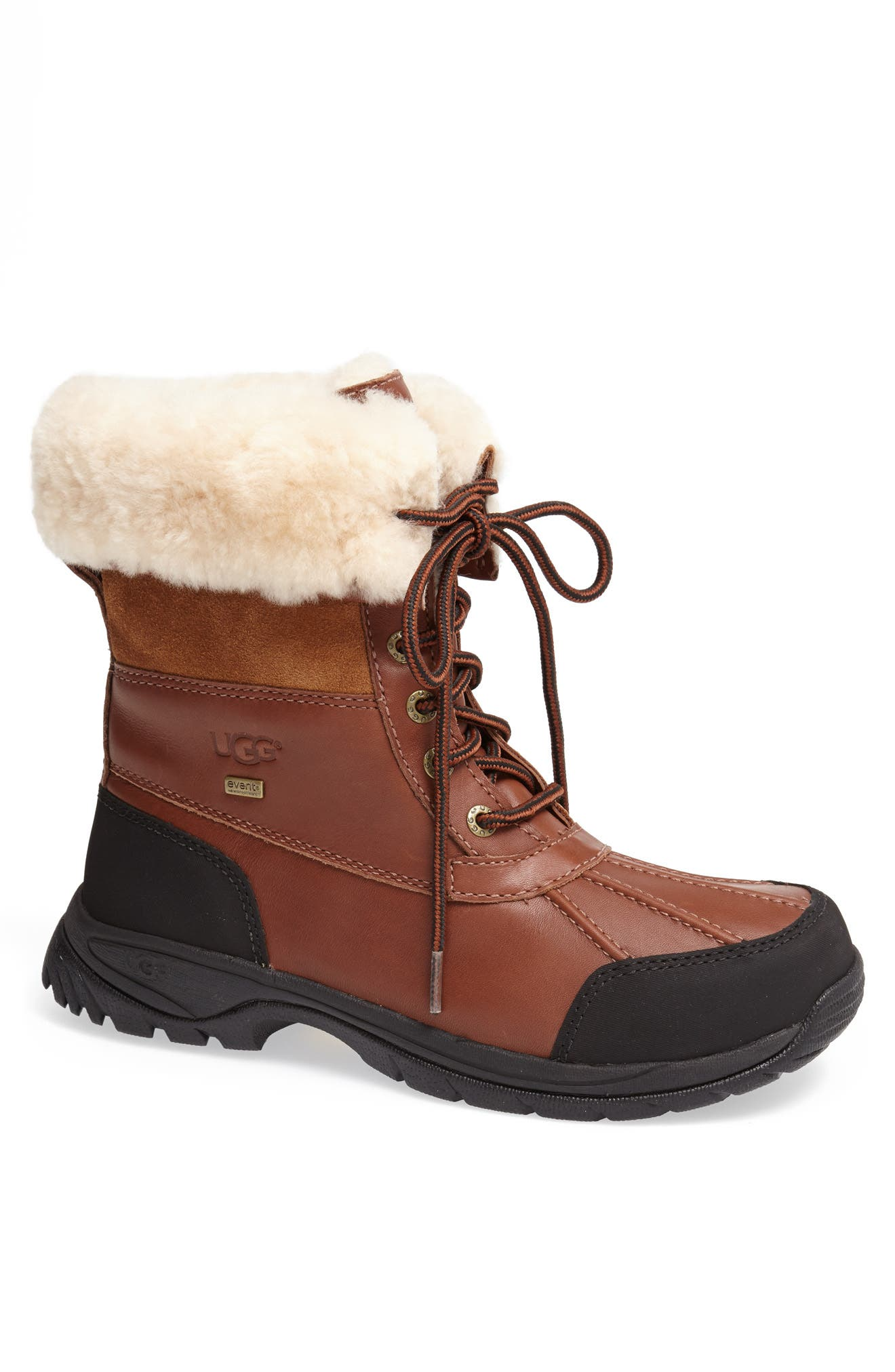 UGG<SUP>®</SUP>, Butte Waterproof Boot, Main thumbnail 1, color, WORCHESTER