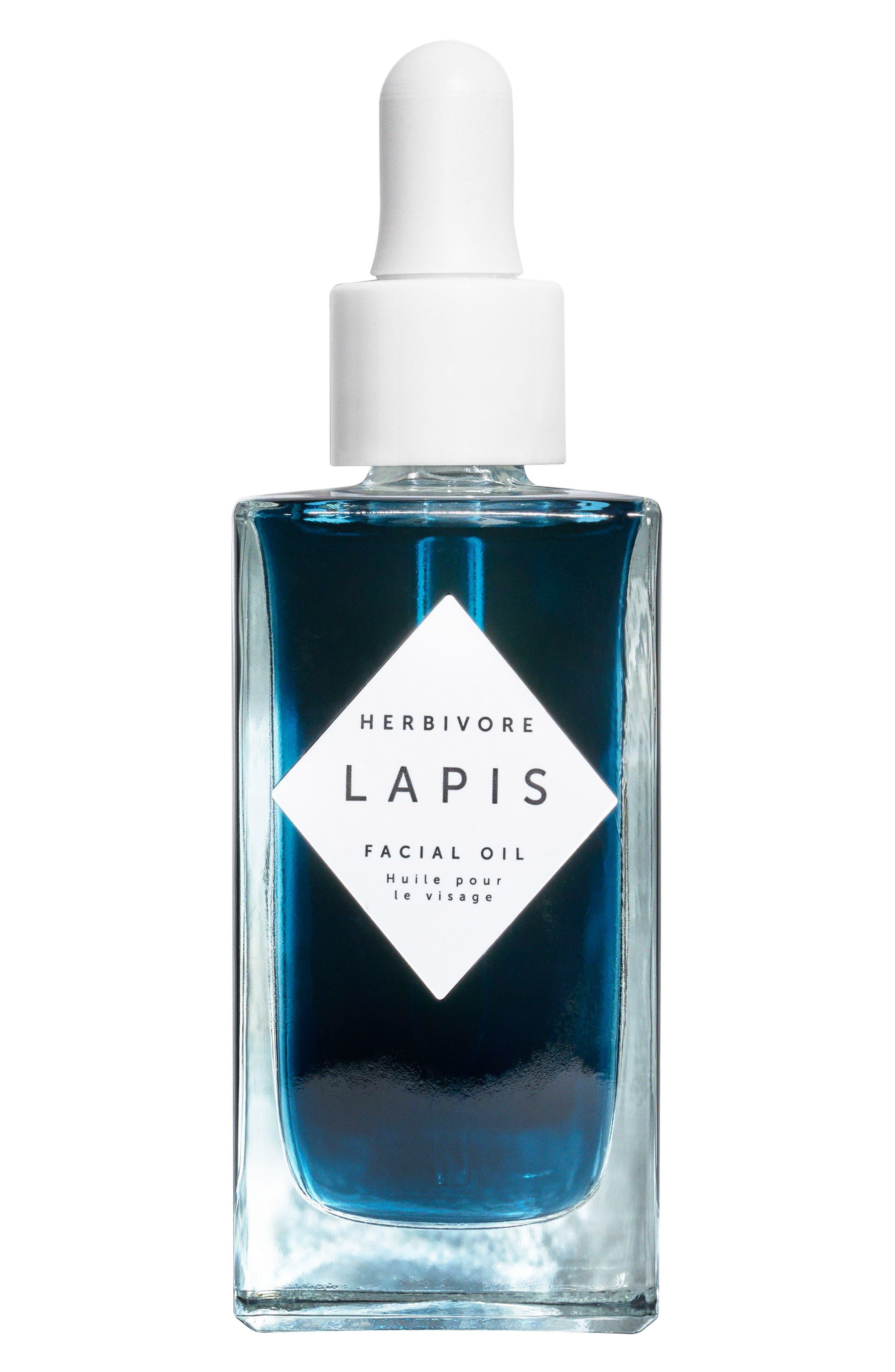HERBIVORE BOTANICALS Lapis Facial Oil, Main, color, NO COLOR