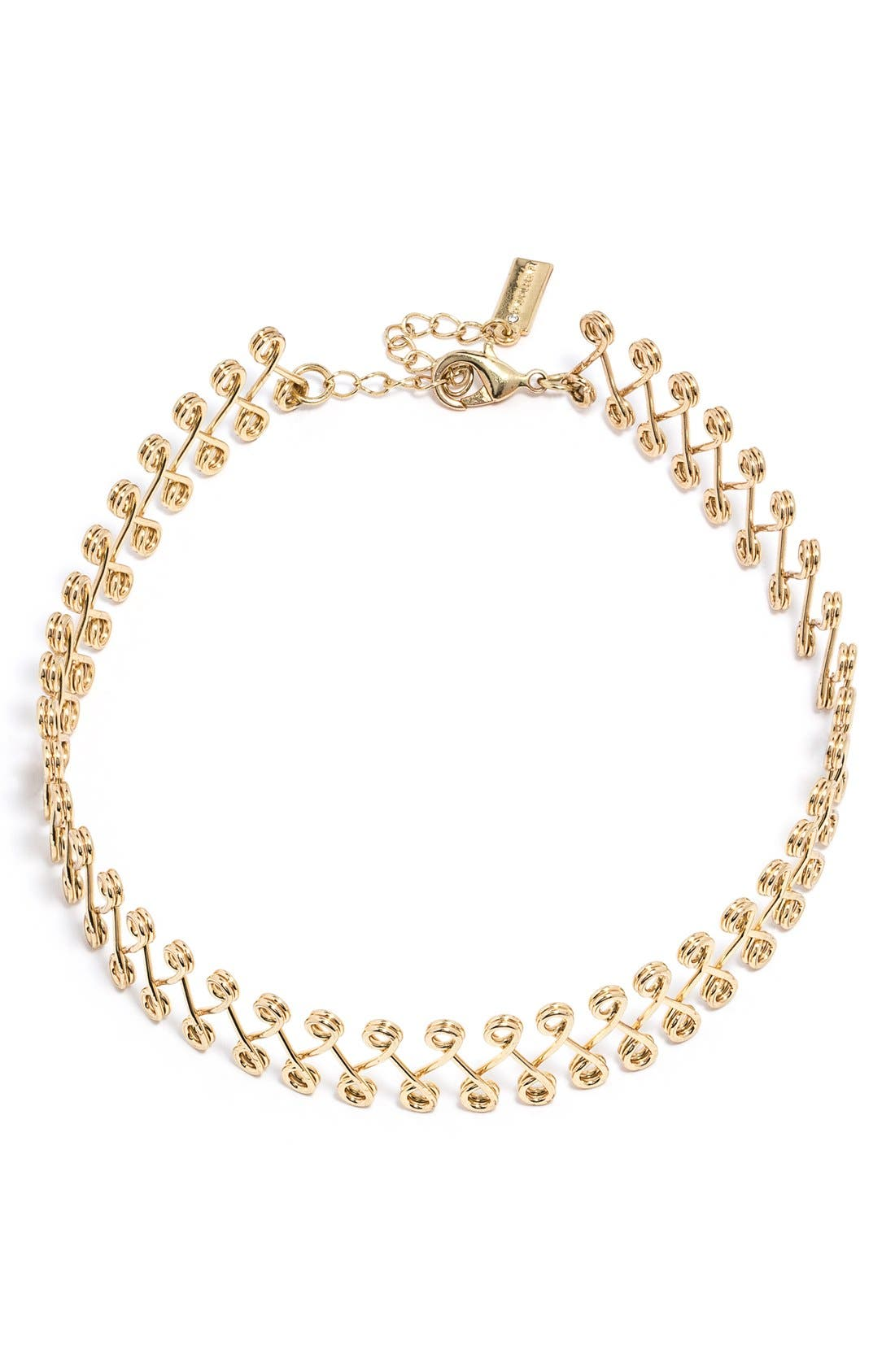 BAUBLEBAR, 'Phoebe' Choker, Alternate thumbnail 2, color, 710