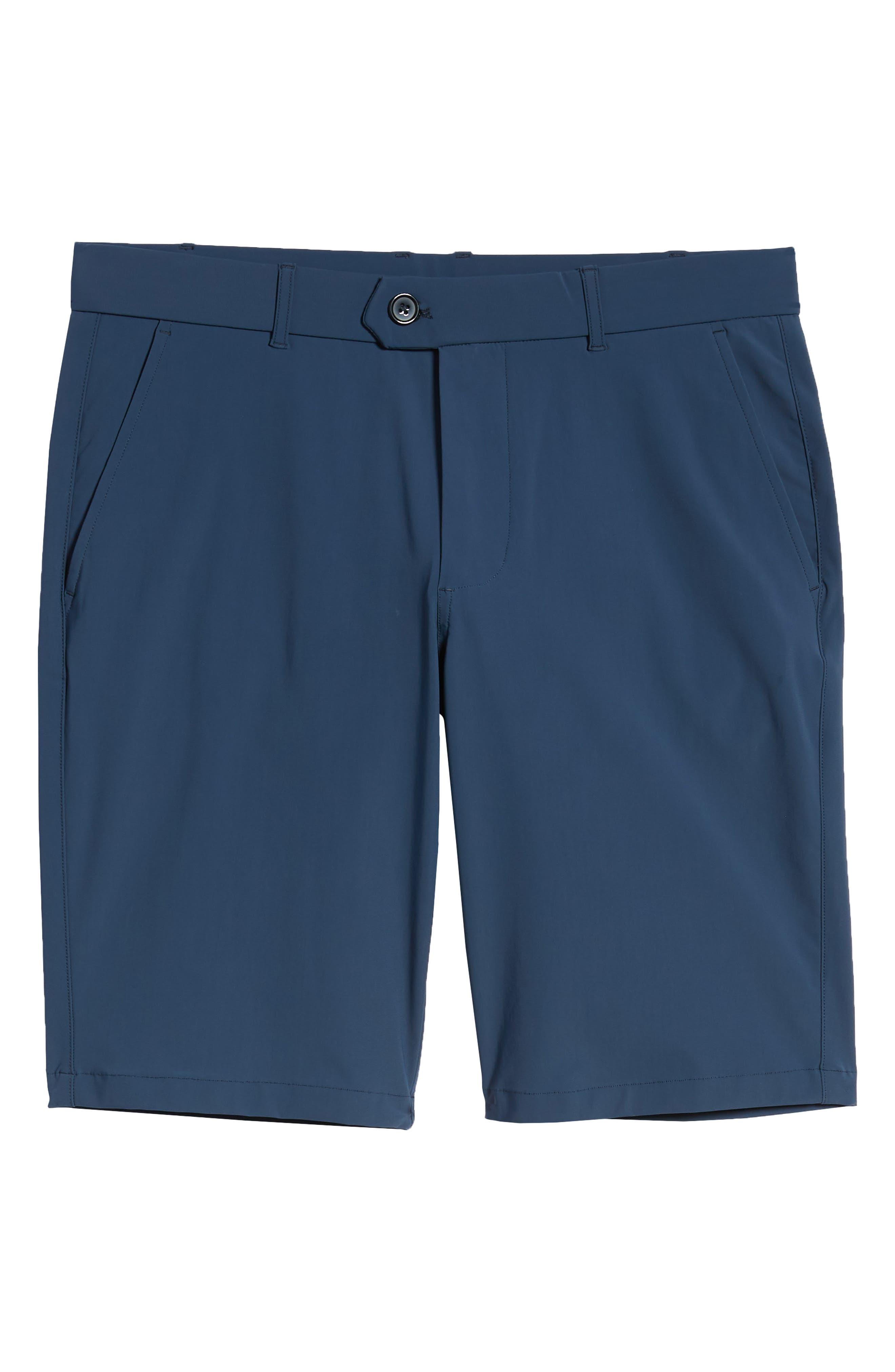 GREYSON, Montauk Technical Shorts, Alternate thumbnail 7, color, EEL