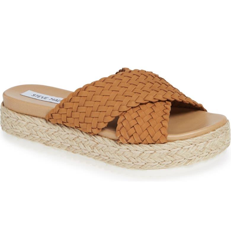 a89bb40162f Steve Madden Adventure Slide Sandal (Women)