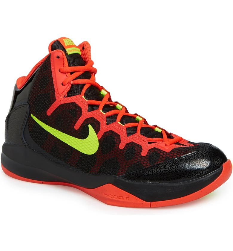 best loved 26b28 ea1a2 NIKE  Zoom - Without a Doubt  Basketball Shoe, Main, ...