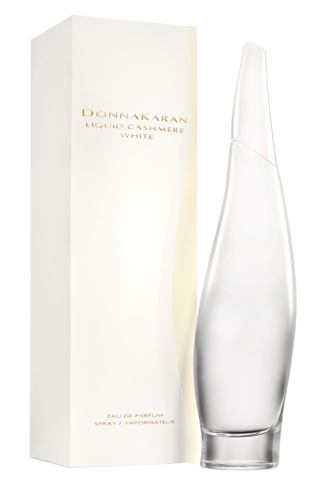 DONNA KARAN NEW YORK, Donna Karan 'Liquid Cashmere White' Eau de Parfum, Alternate thumbnail 2, color, 000