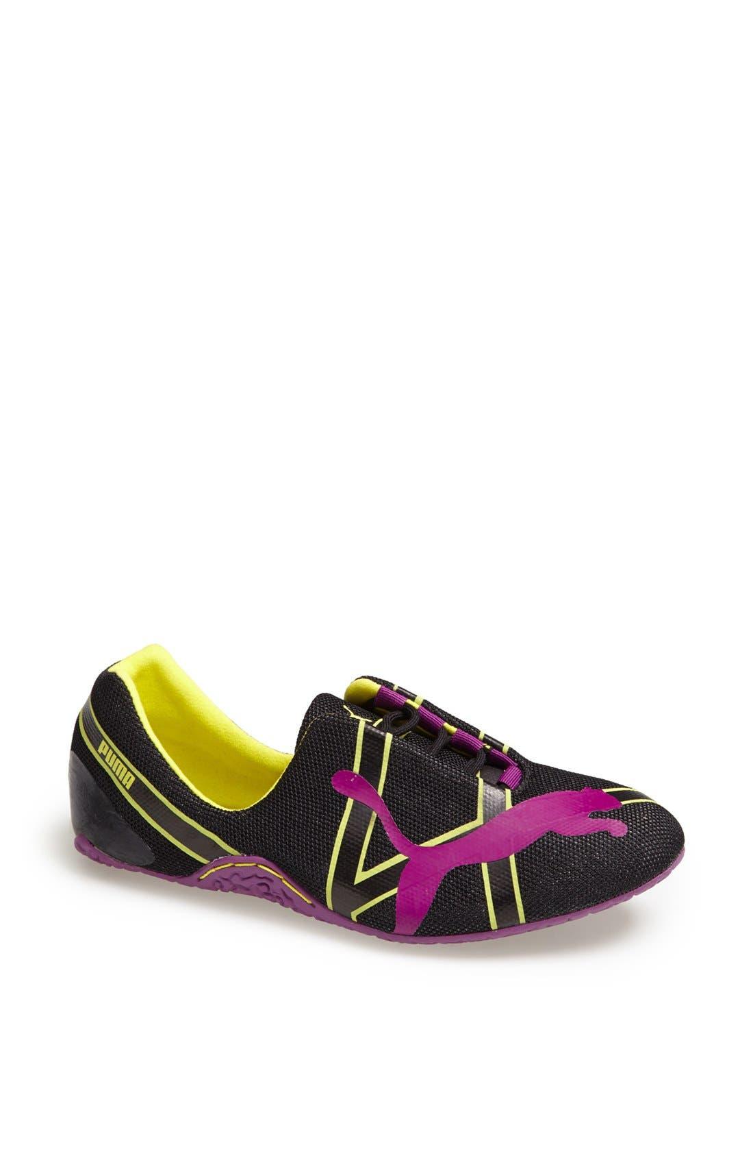 PUMA, 'Anaida' Foldable Sneaker, Main thumbnail 1, color, 001