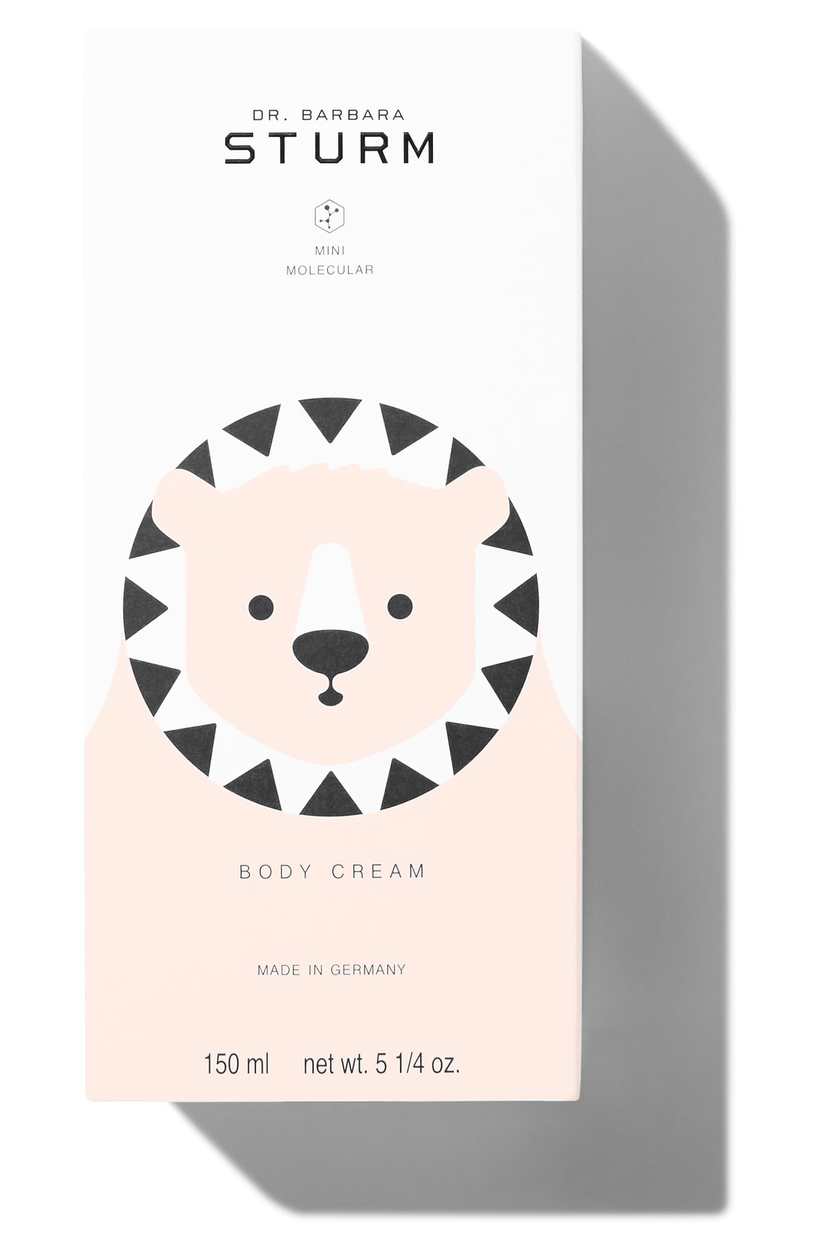DR. BARBARA STURM, Body Cream for Kids, Alternate thumbnail 2, color, NO COLOR