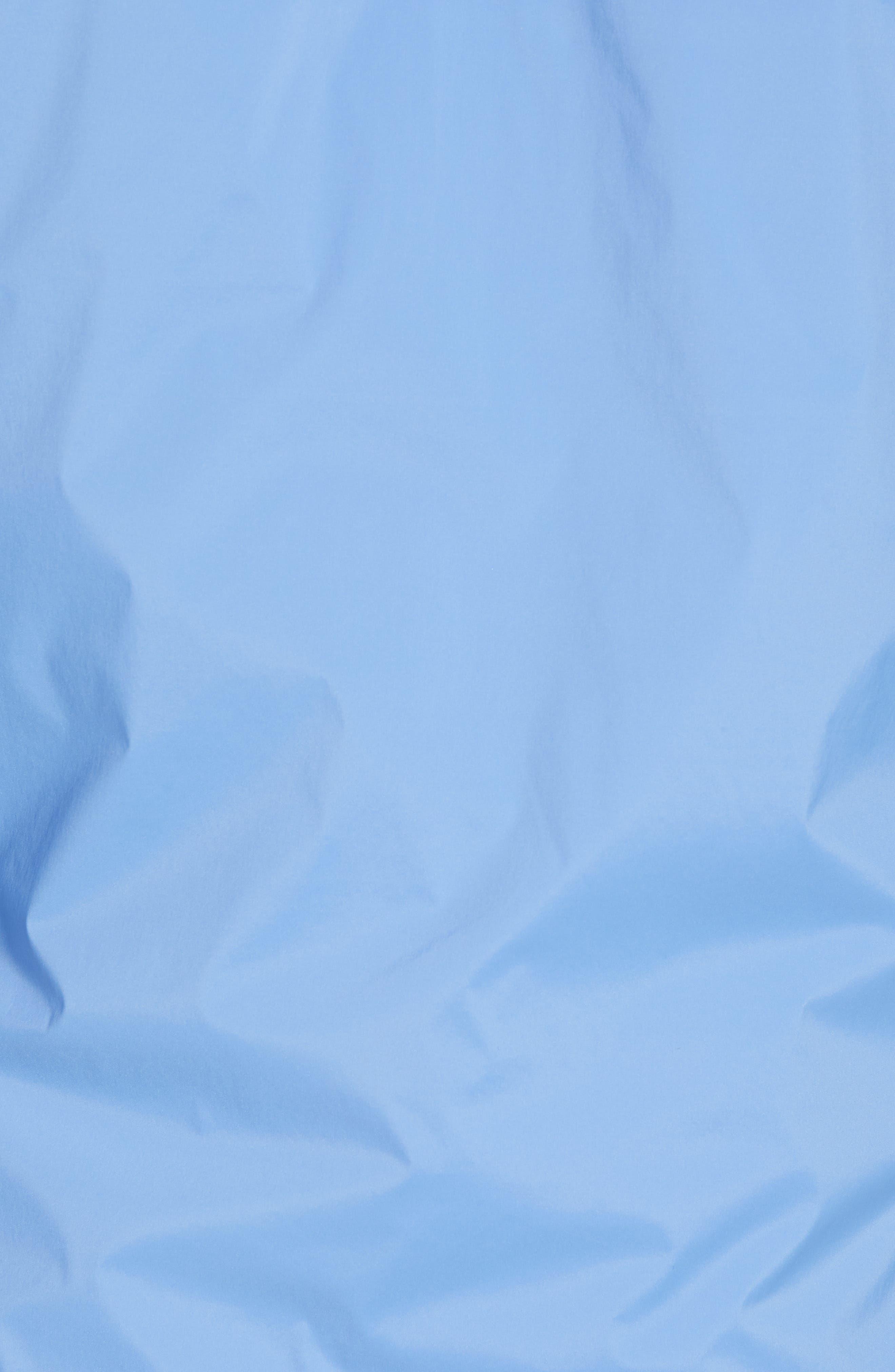 PETER MILLAR, Water Resistant Windbreaker, Alternate thumbnail 7, color, BONNET