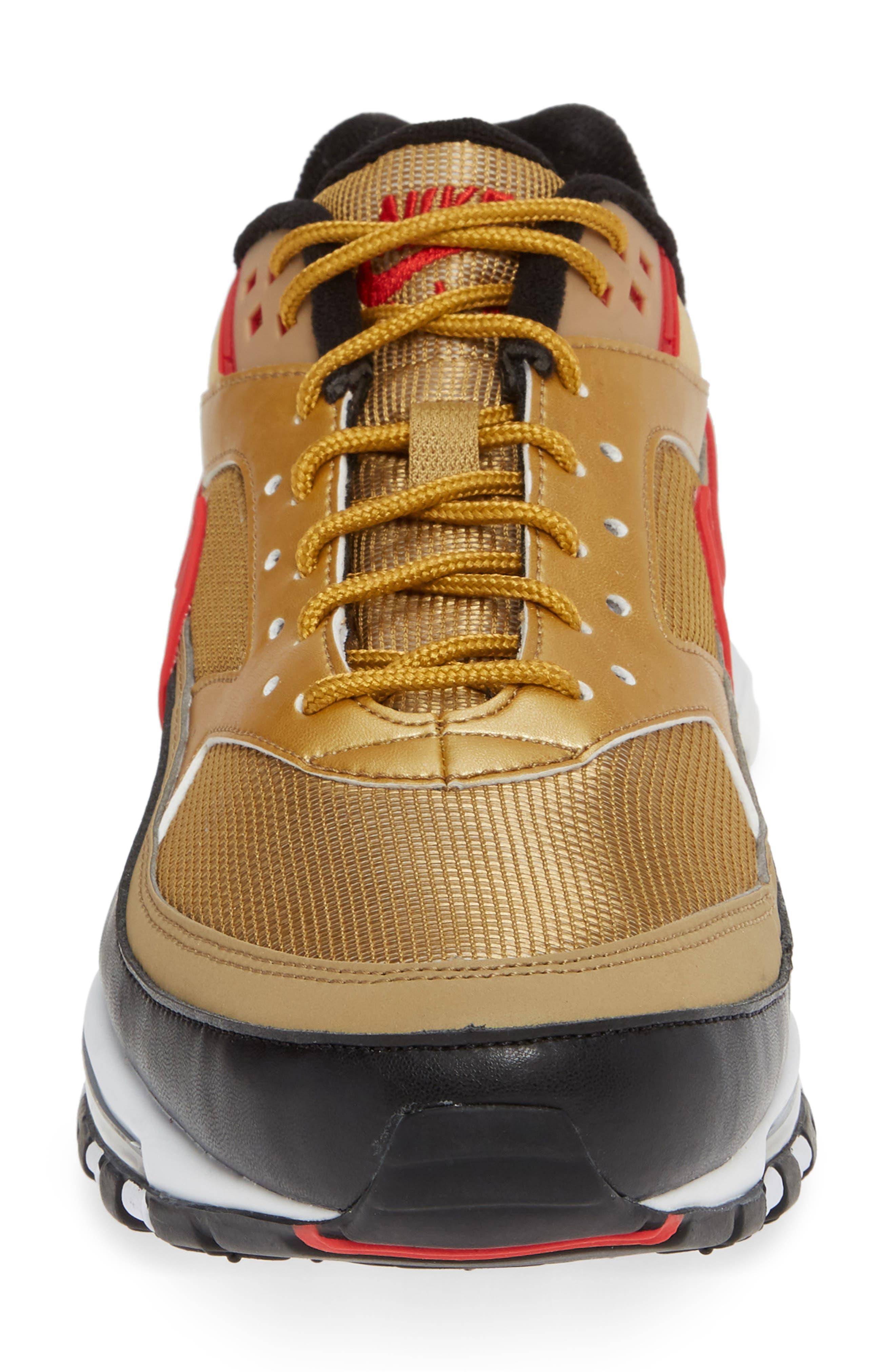 NIKE, Air Max 97 BW Sneaker, Alternate thumbnail 4, color, 040