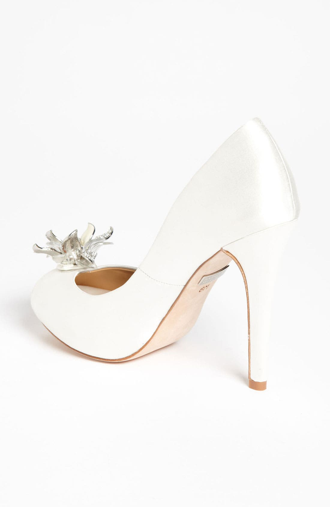 BADGLEY MISCHKA COLLECTION, Badgley Mischka 'Cleone' Pump, Alternate thumbnail 4, color, 142