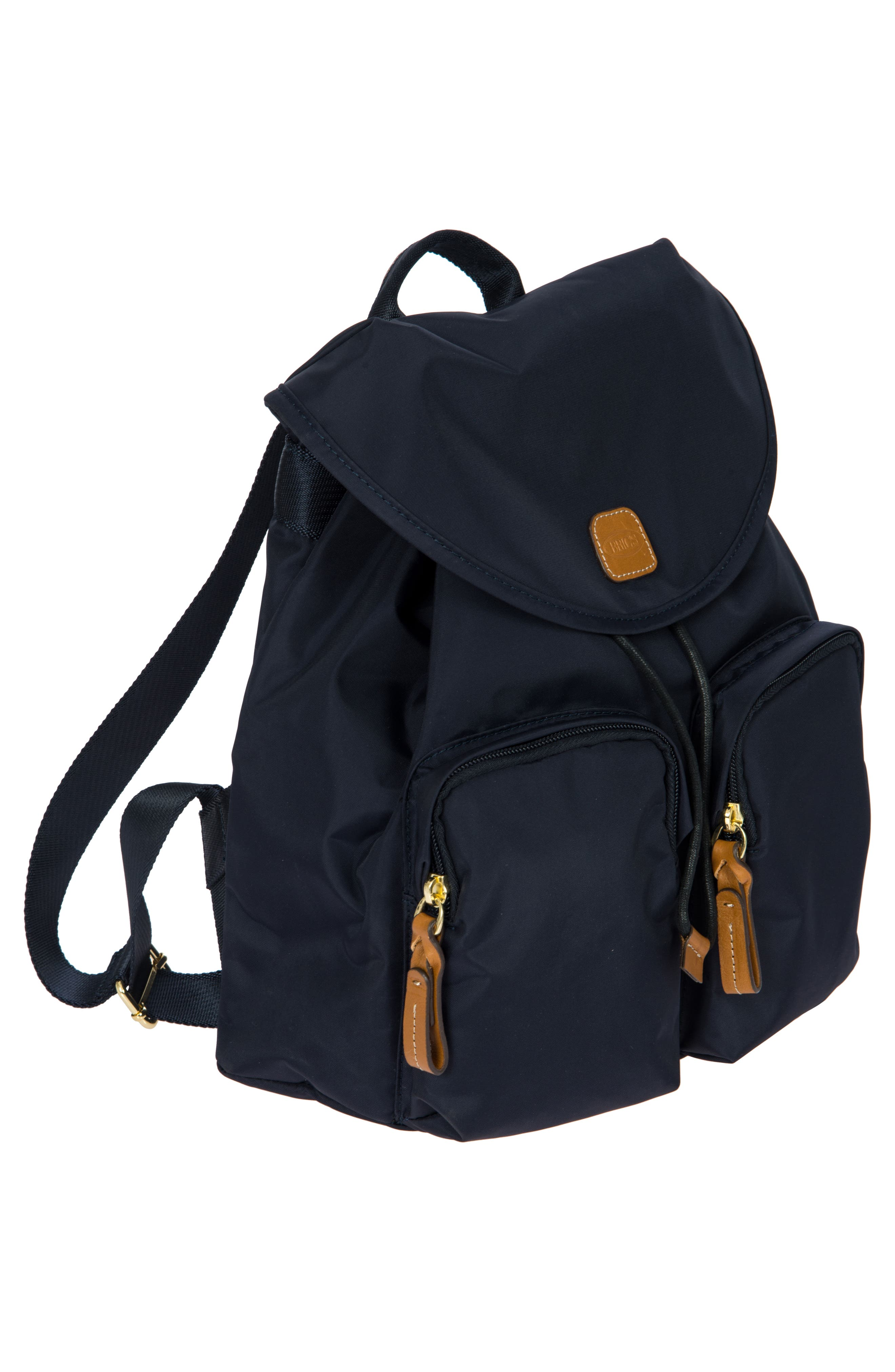 BRIC'S, X-Travel City Backpack, Alternate thumbnail 6, color, NAVY
