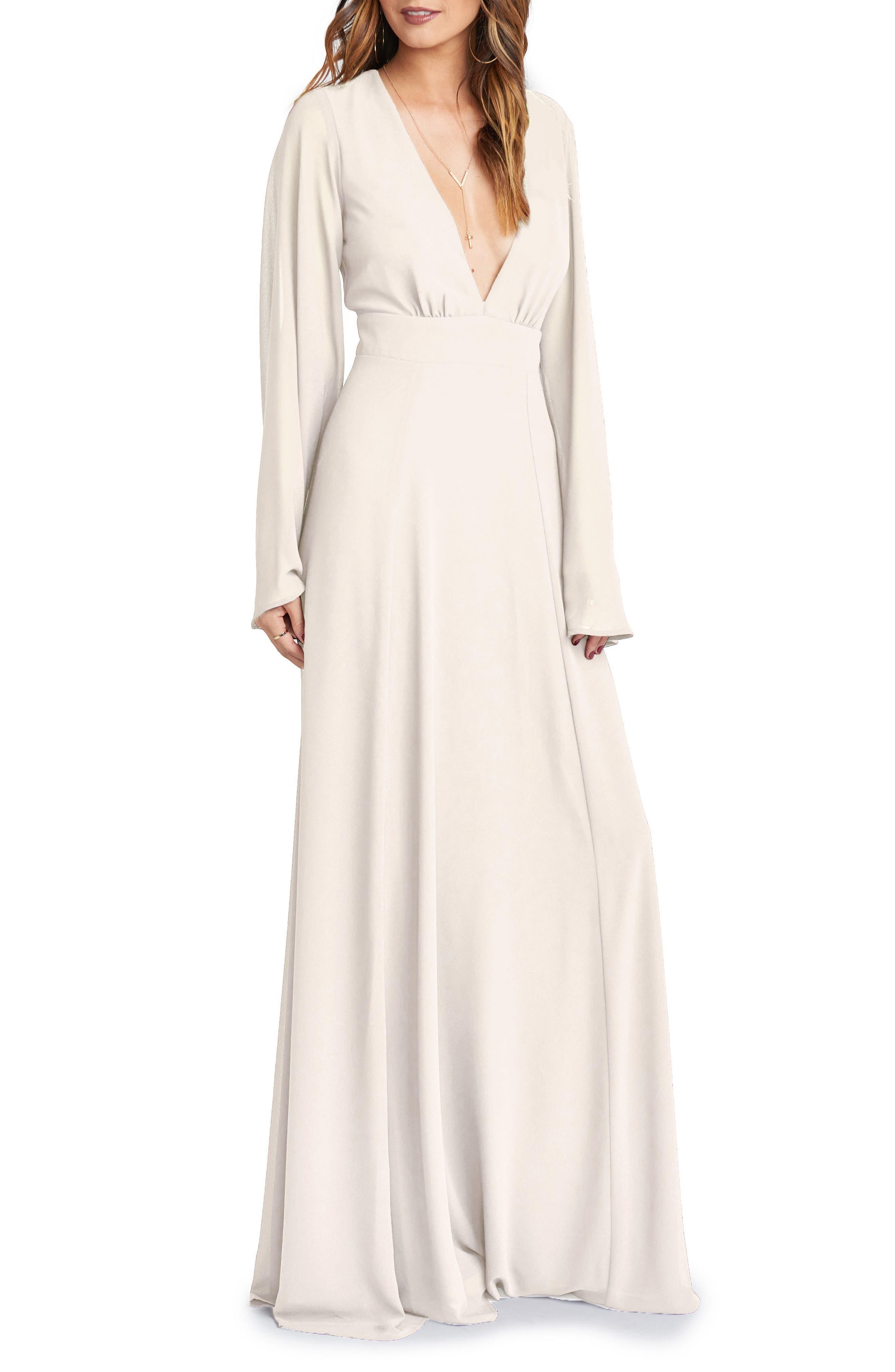SHOW ME YOUR MUMU Maxi Dress, Main, color, 906