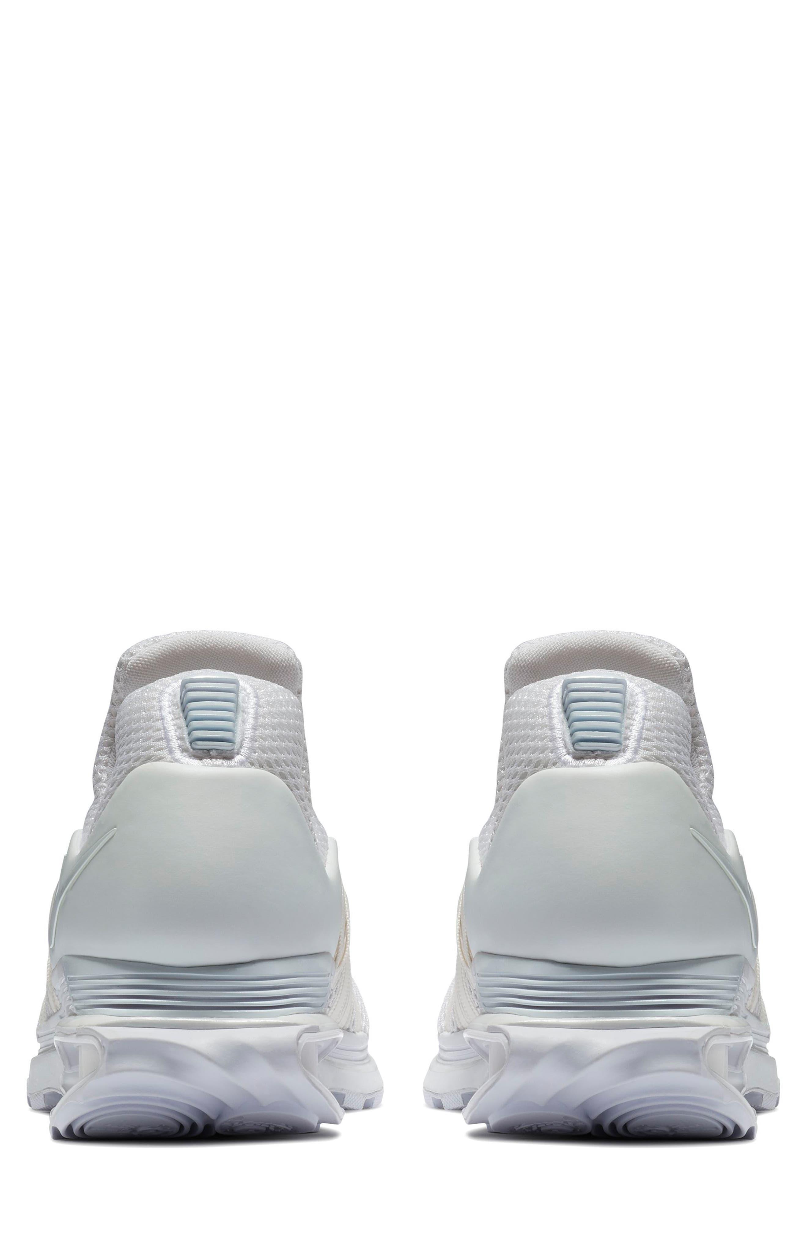 NIKE, Shox Gravity Sneaker, Alternate thumbnail 2, color, 100
