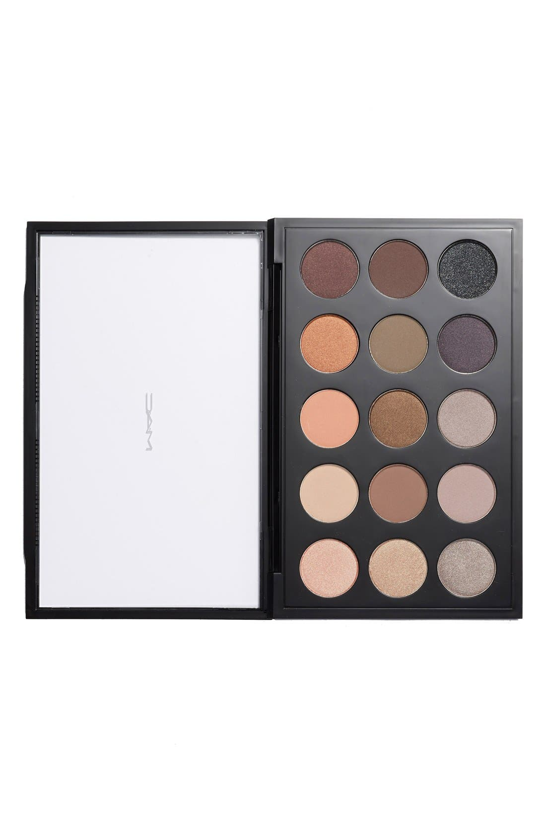 MAC COSMETICS, MAC Nordstrom Now Eyeshadow Palette, Alternate thumbnail 6, color, 200